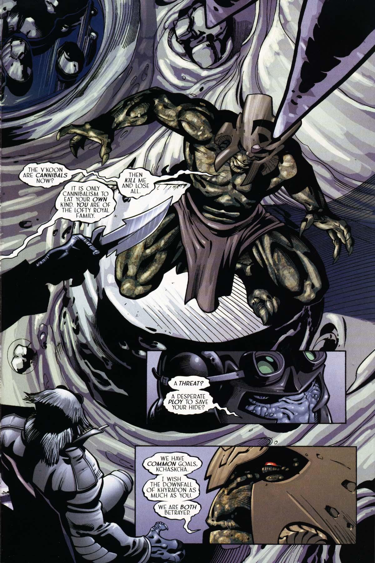 Read online Sigil (2000) comic -  Issue #25 - 7