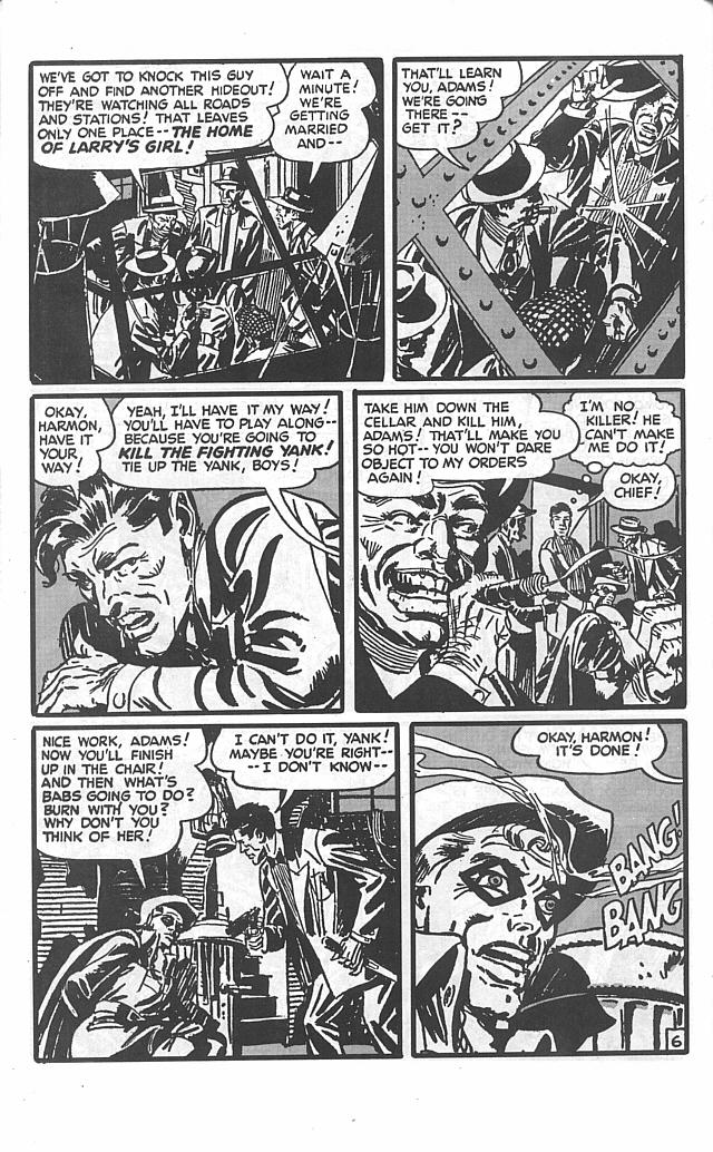 Read online Golden-Age Men of Mystery comic -  Issue #2 - 16
