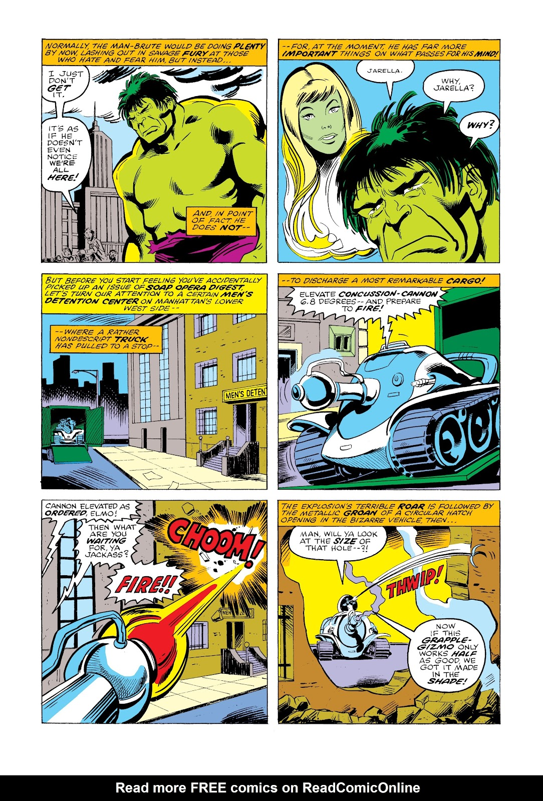 Read online Marvel Masterworks: The Incredible Hulk comic -  Issue # TPB 12 (Part 3) - 48