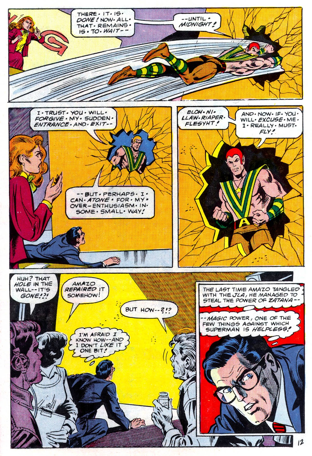 Read online Superman Special (1983) comic -  Issue #3 - 13