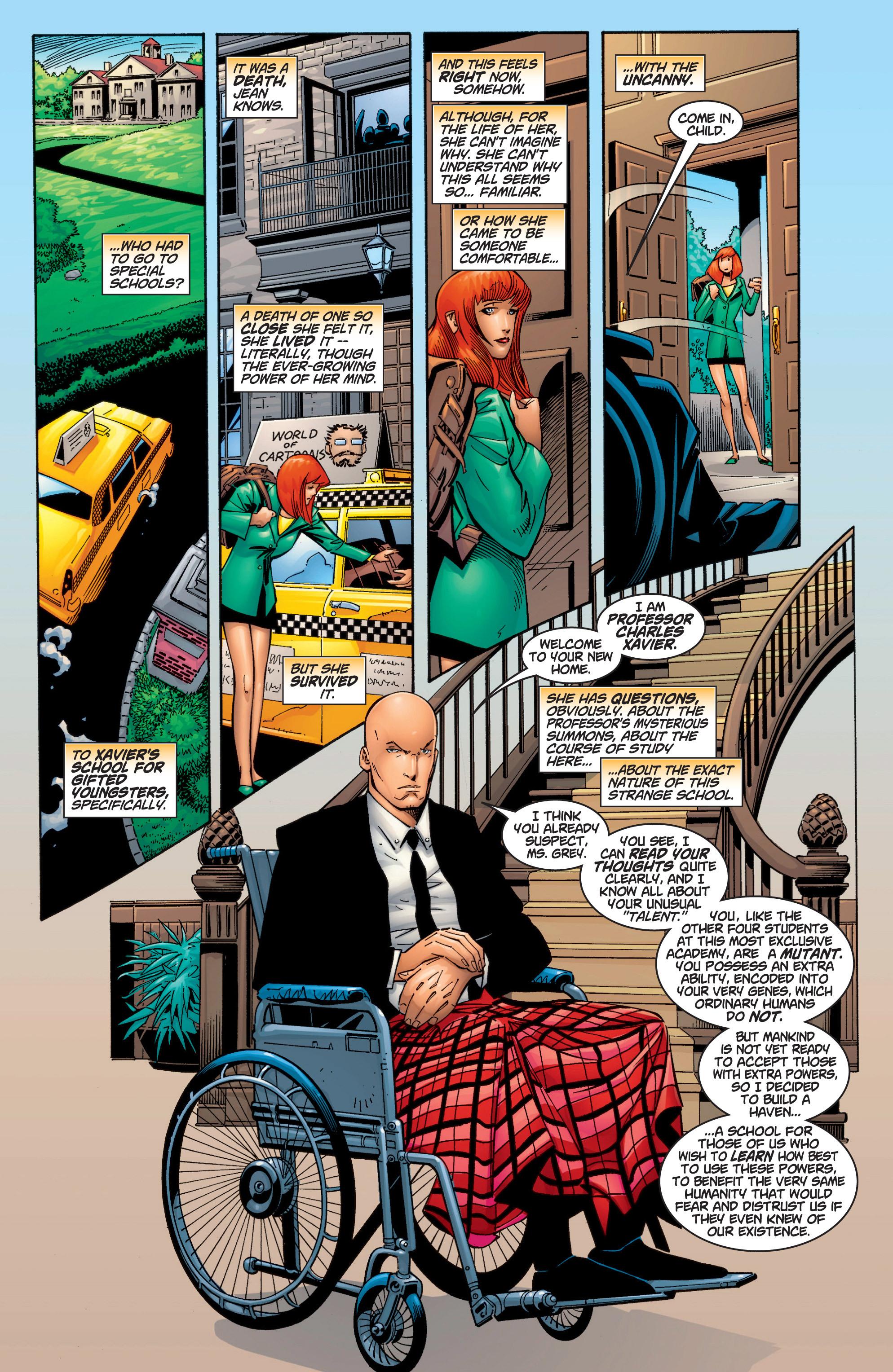 Read online Uncanny X-Men (1963) comic -  Issue #378 - 3