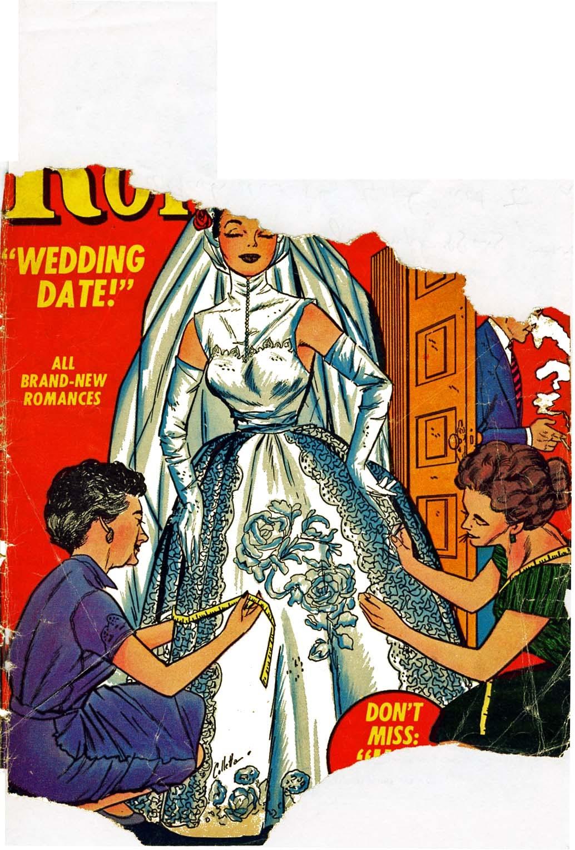 Love Romances (1949) issue 52 - Page 1