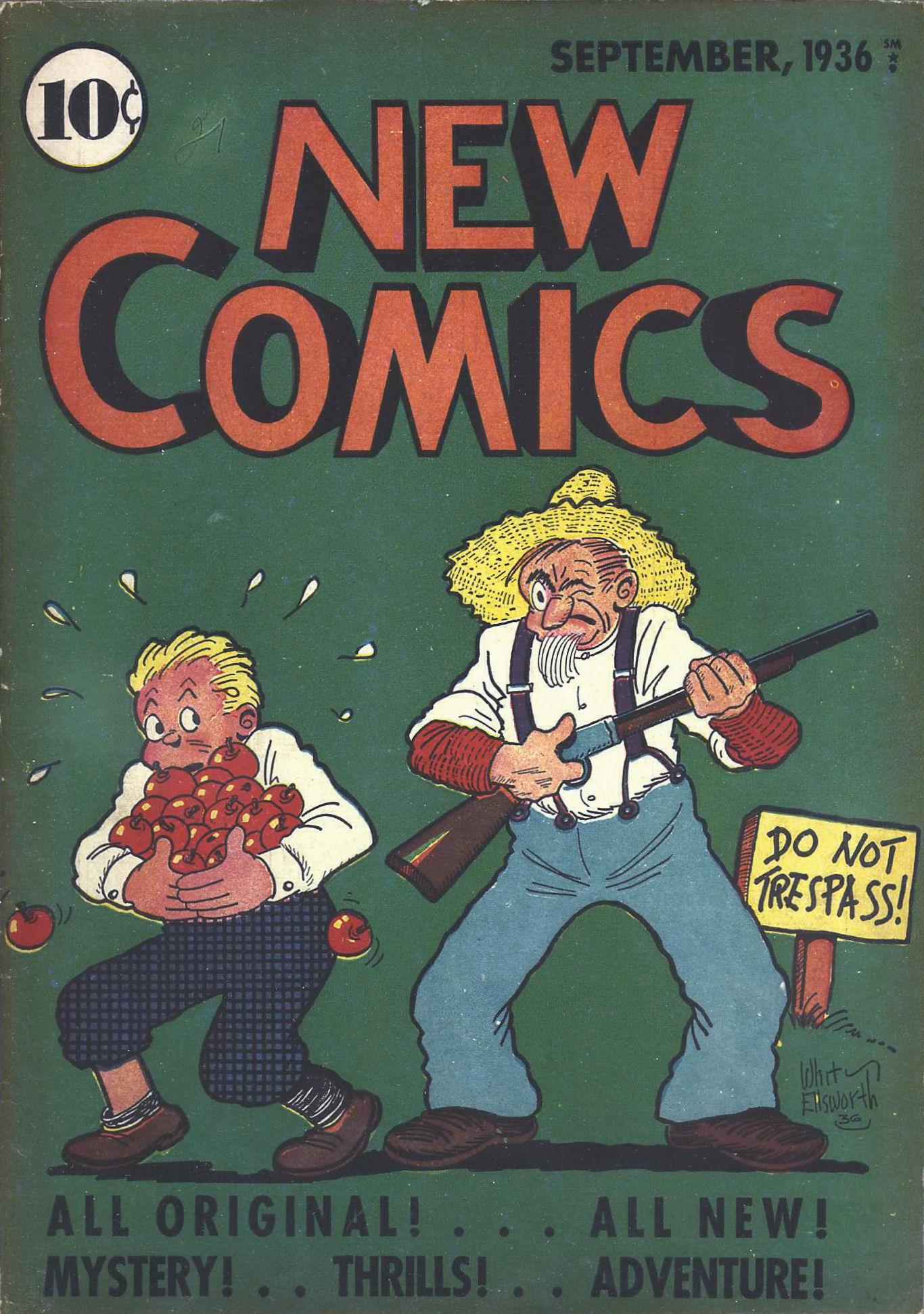 Read online Adventure Comics (1938) comic -  Issue #8 - 2