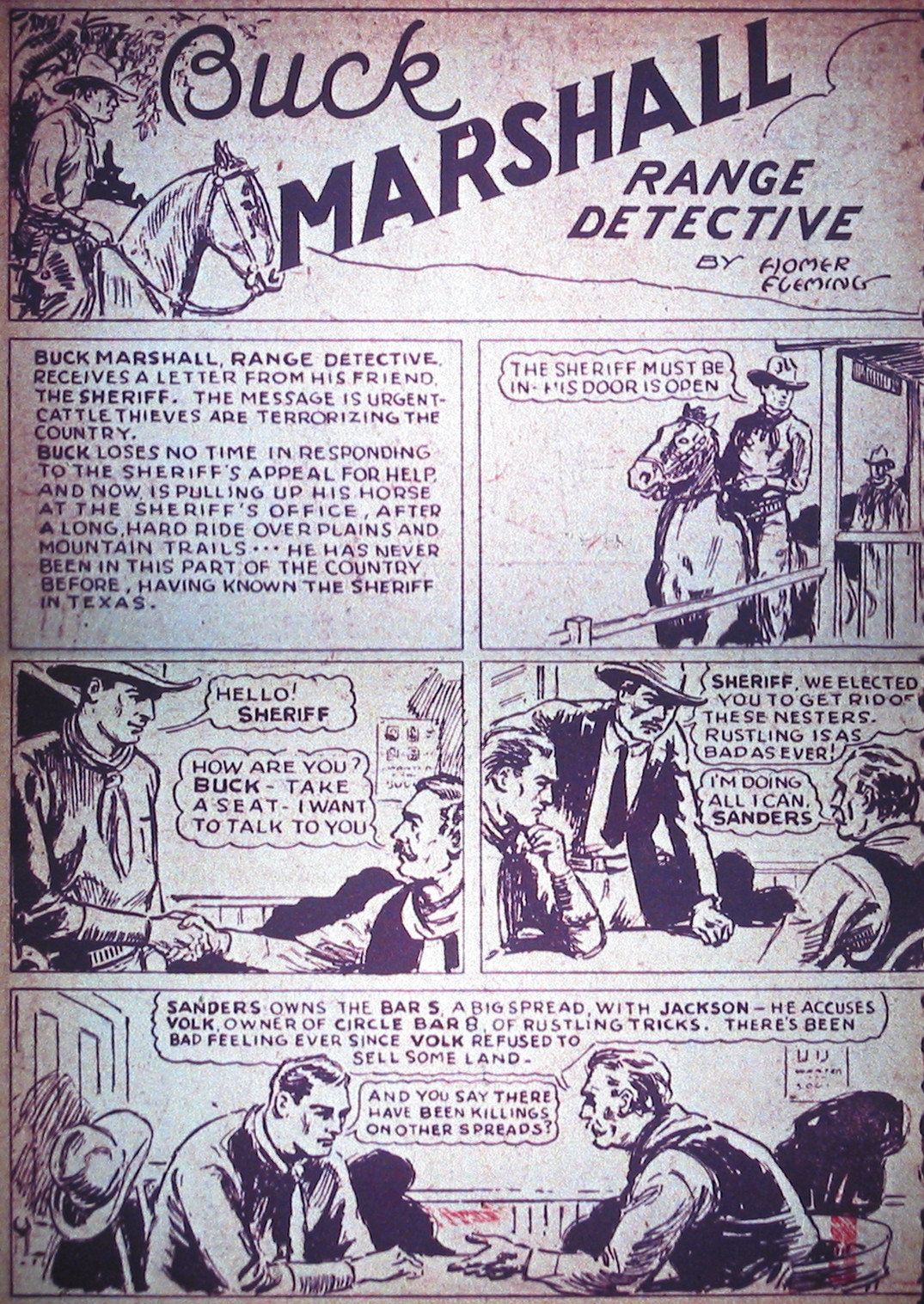 Read online Detective Comics (1937) comic -  Issue #1 - 49