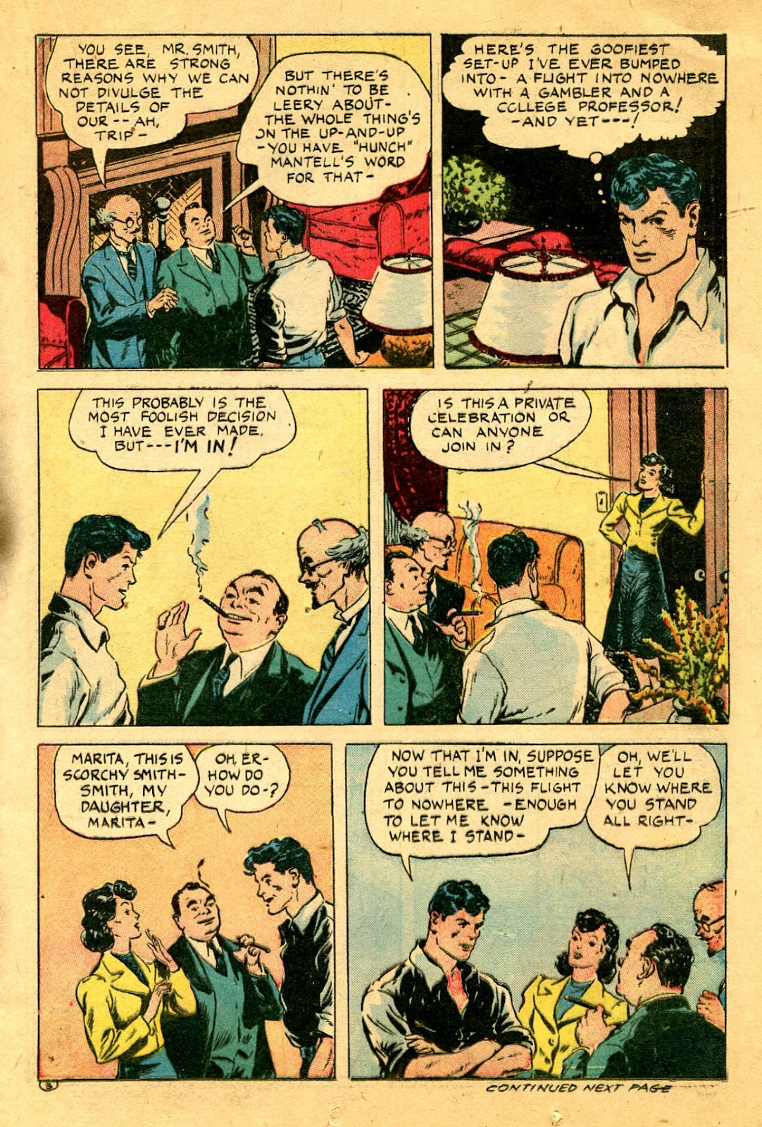 Read online Famous Funnies comic -  Issue #122 - 23