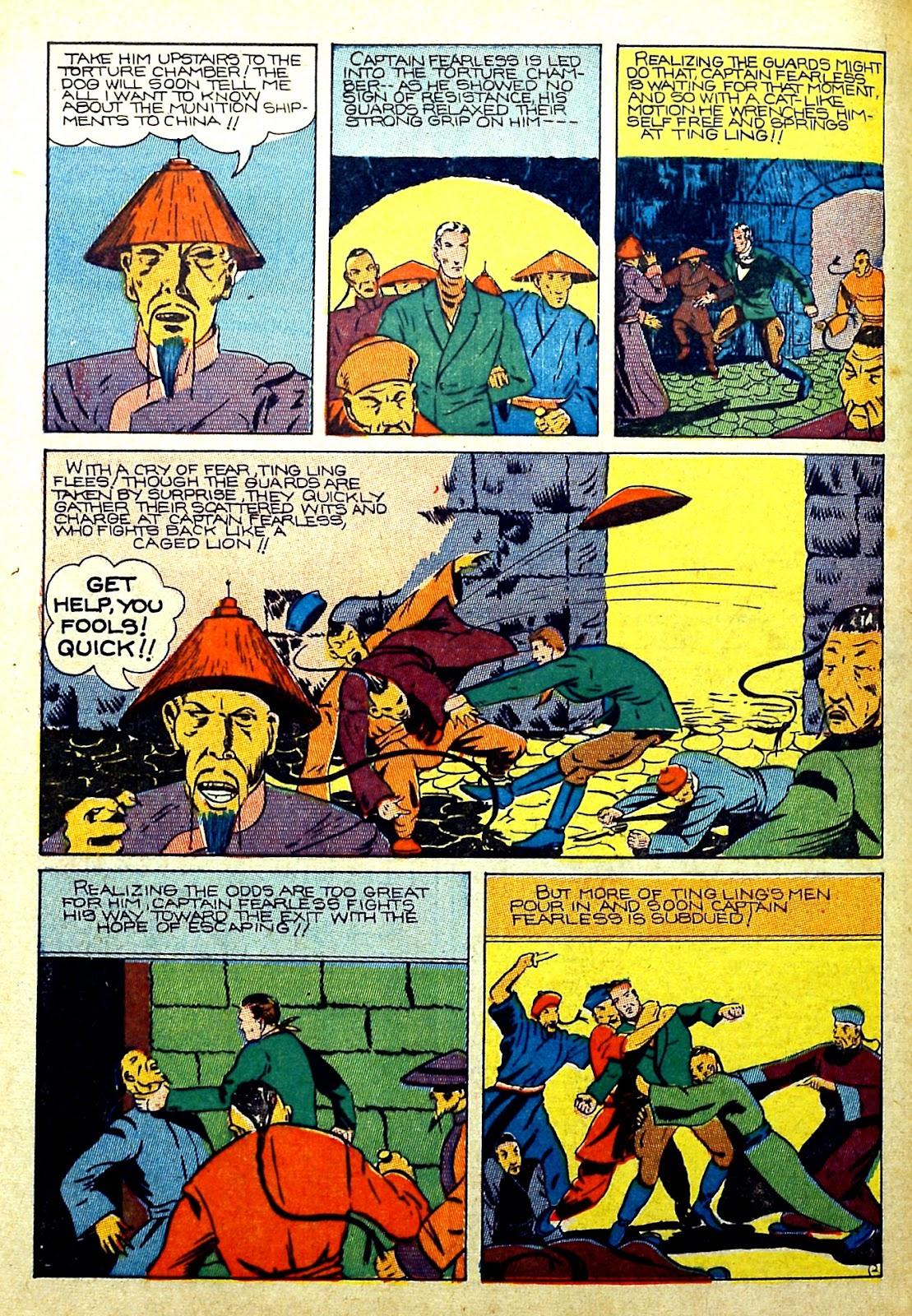 Read online Silver Streak Comics comic -  Issue #22 - 50