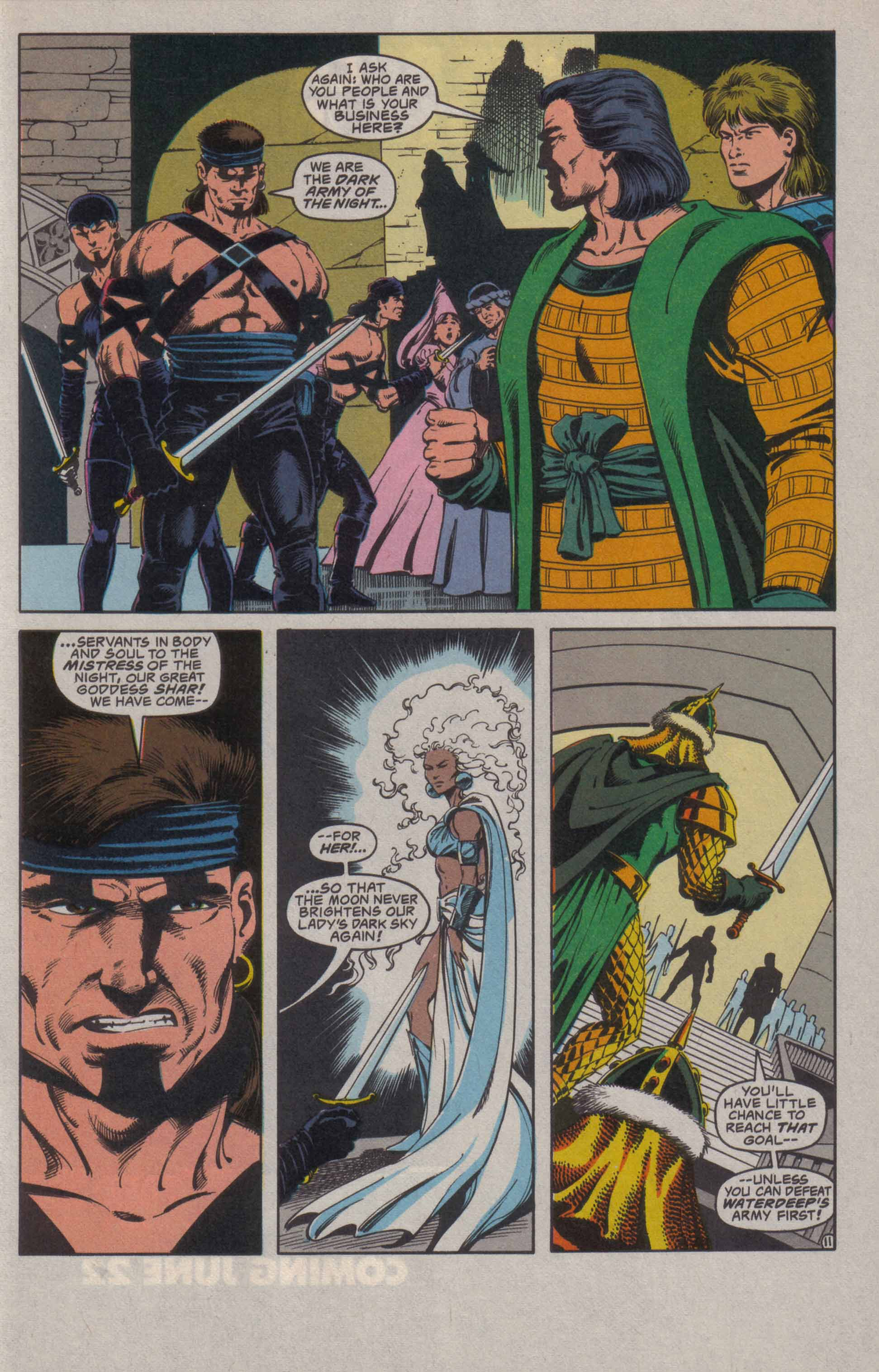 Read online Advanced Dungeons & Dragons comic -  Issue #20 - 12