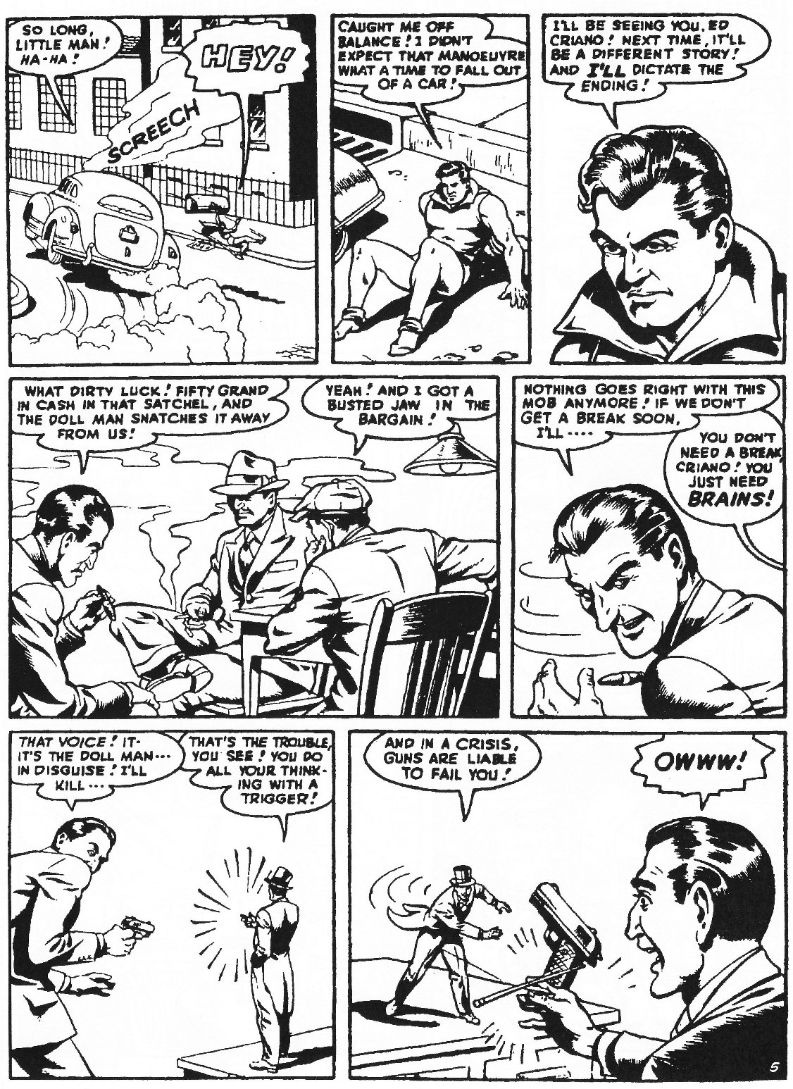 Read online Men of Mystery Comics comic -  Issue #75 - 16