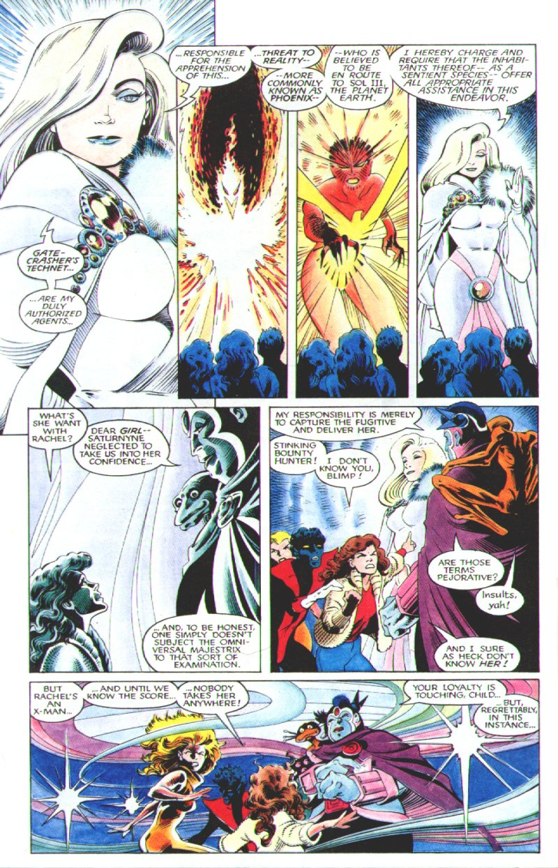 Read online Excalibur: The Sword is Drawn comic -  Issue # Full - 21