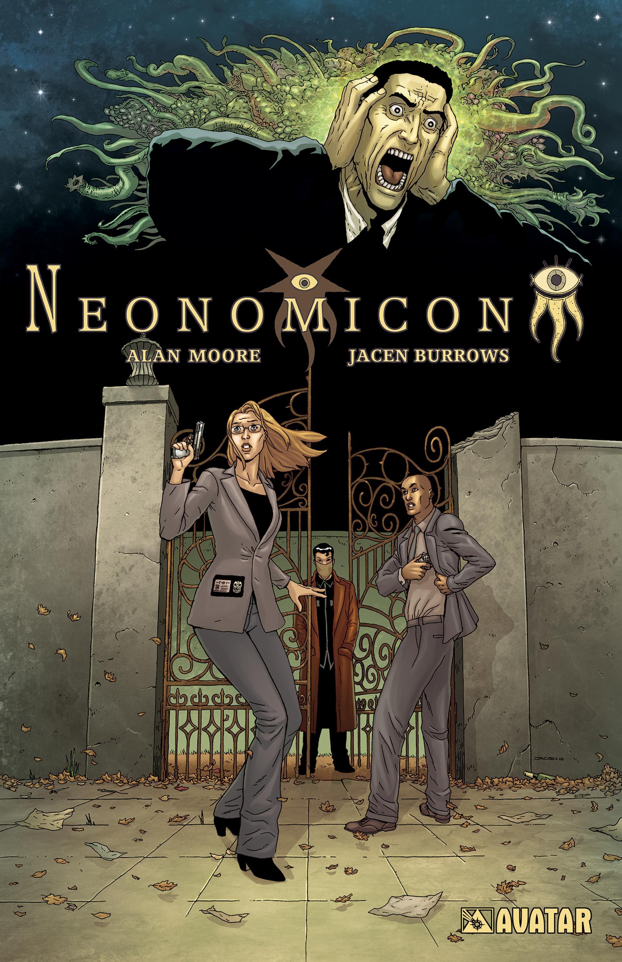 Read online Alan Moore's Neonomicon comic -  Issue #1 - 8