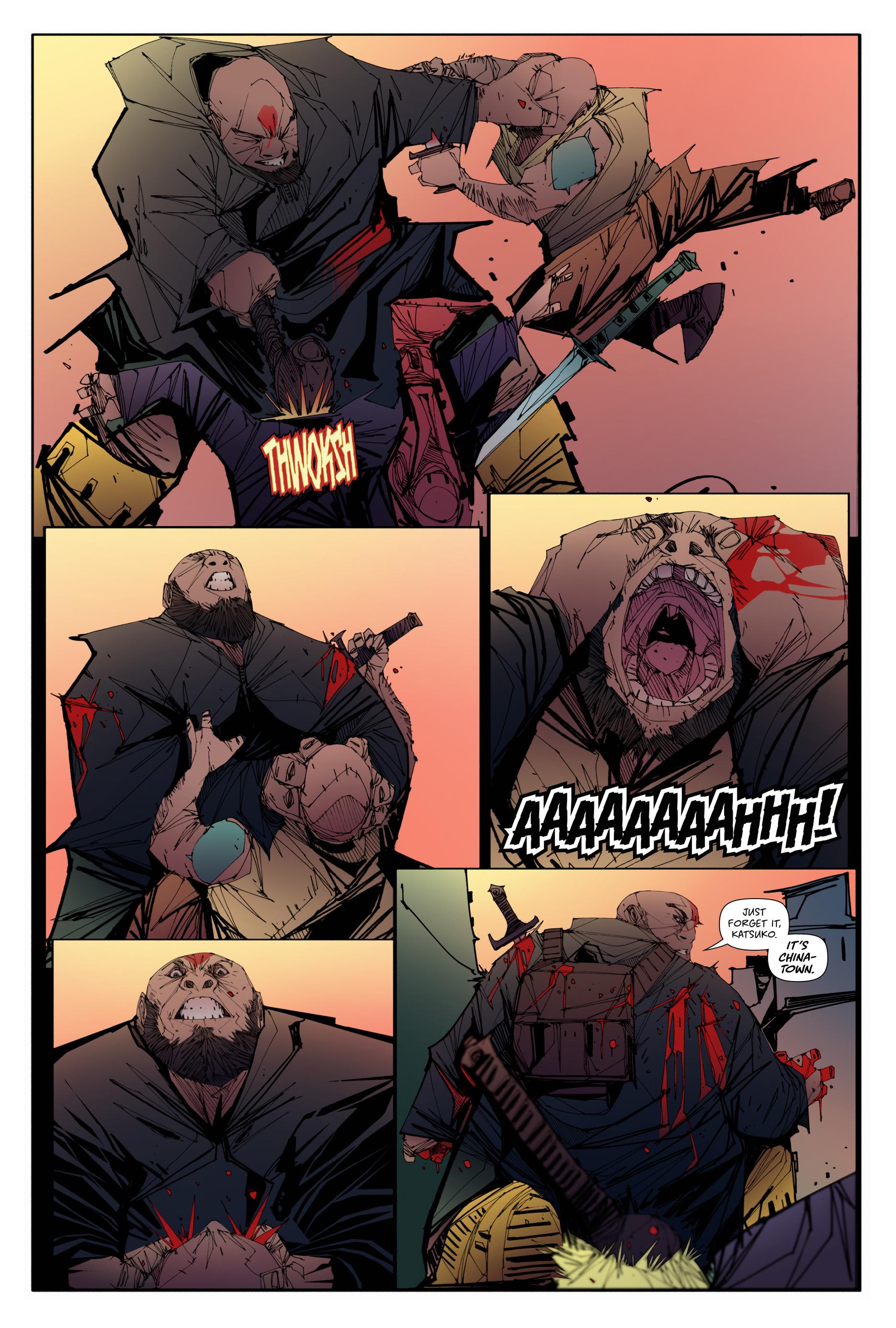 Read online Scrimshaw comic -  Issue #3 - 10