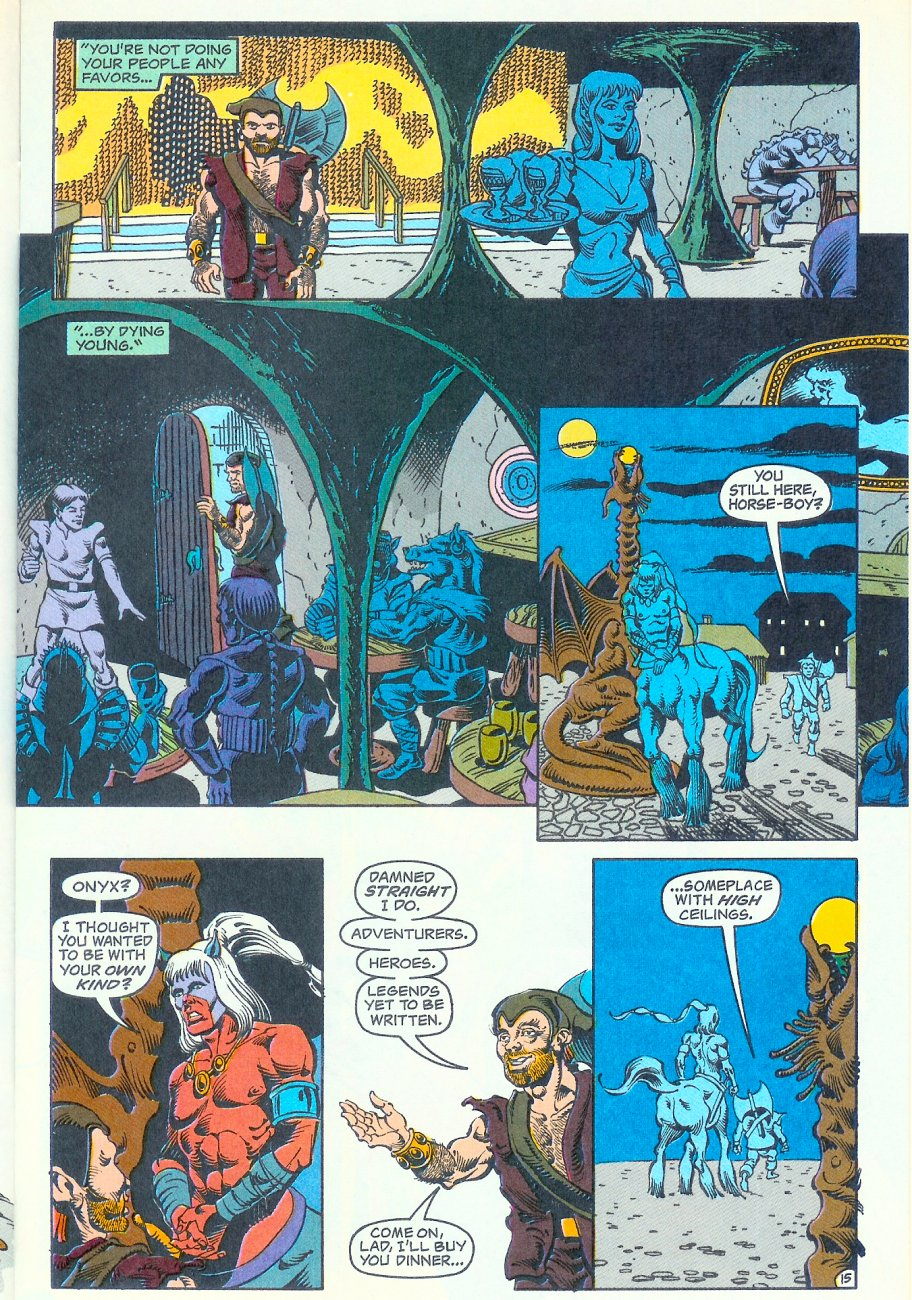 Read online Advanced Dungeons & Dragons comic -  Issue #Advanced Dungeons & Dragons _Annual - 16