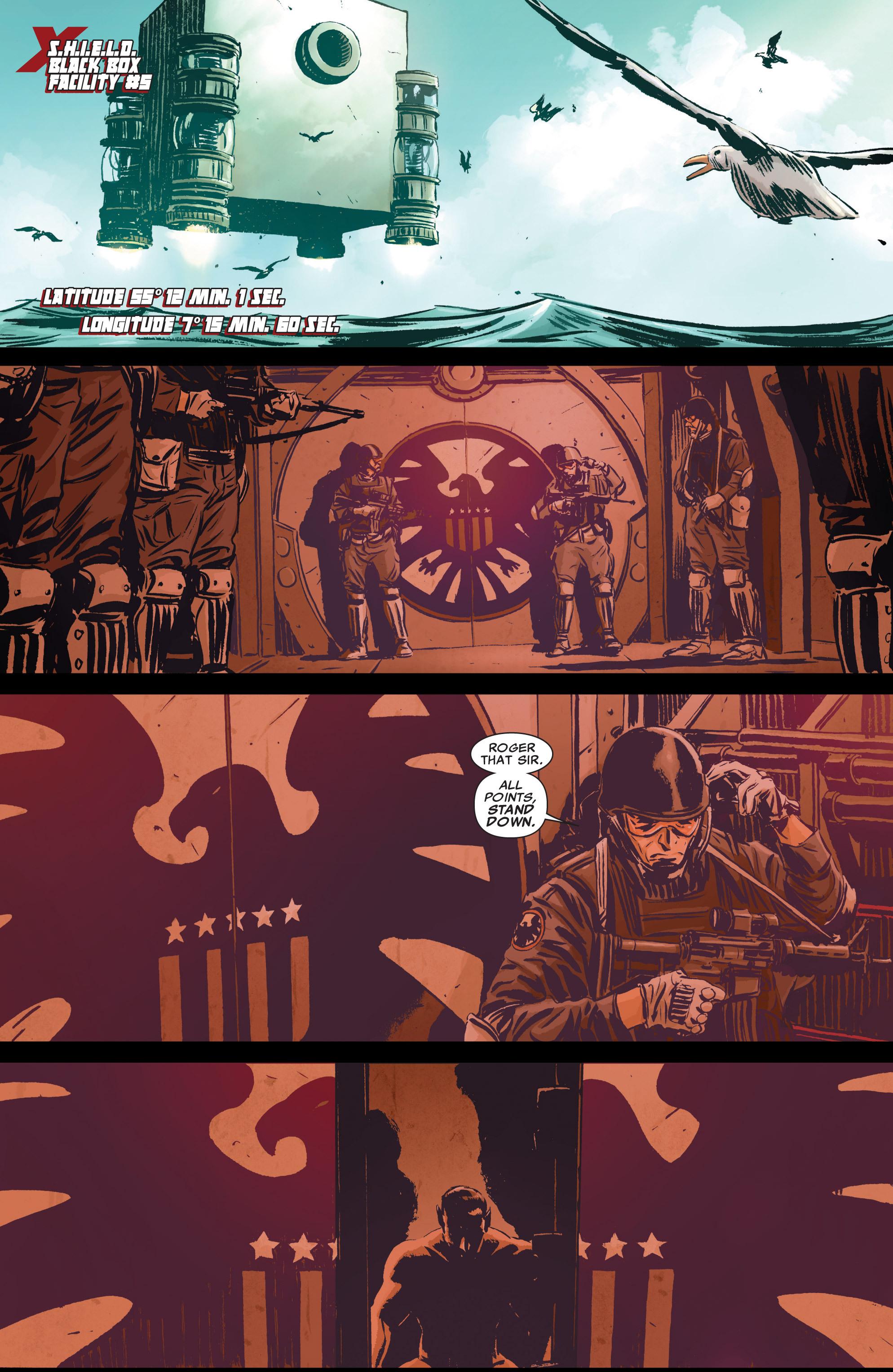 Read online Uncanny X-Men (1963) comic -  Issue # _Annual 2 (2009) - 2