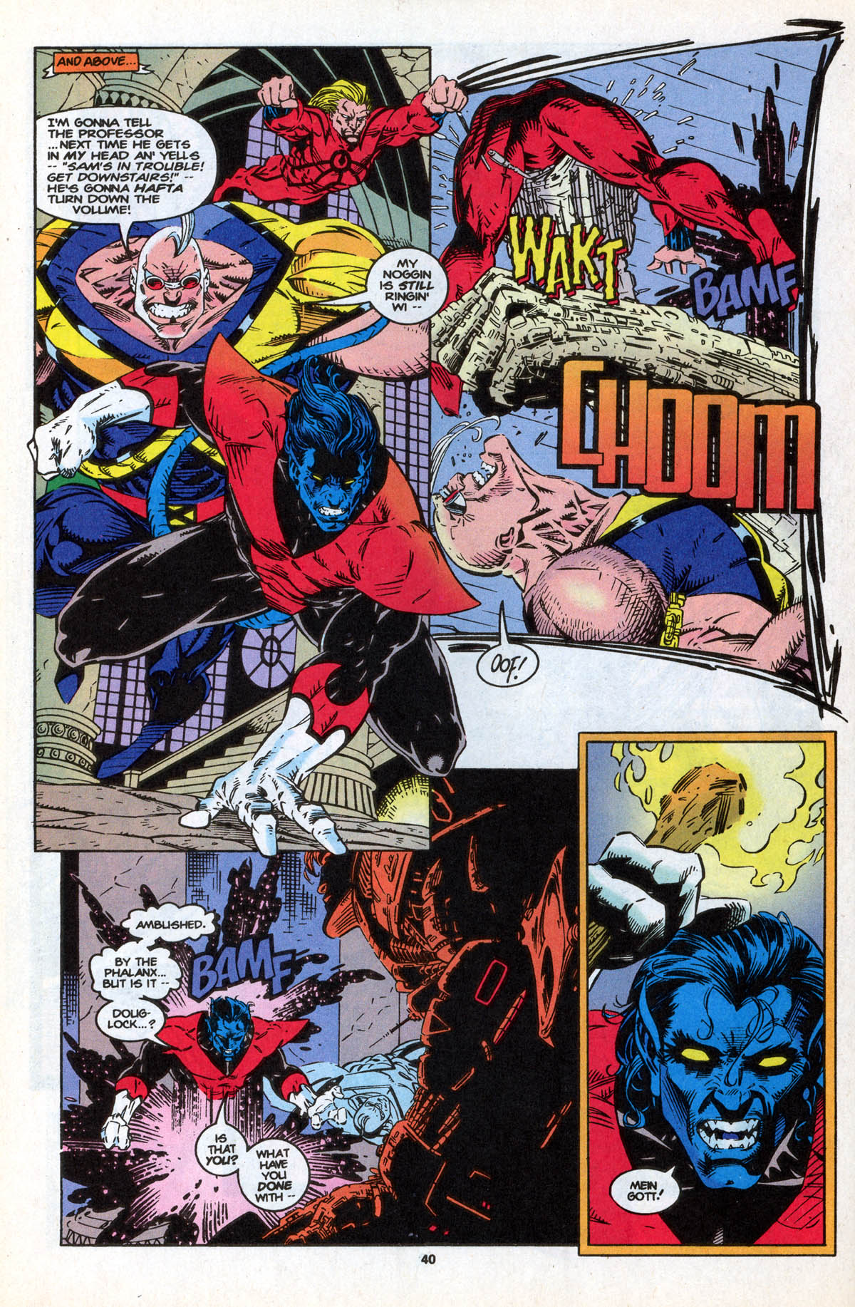Read online X-Factor (1986) comic -  Issue #106 - 40
