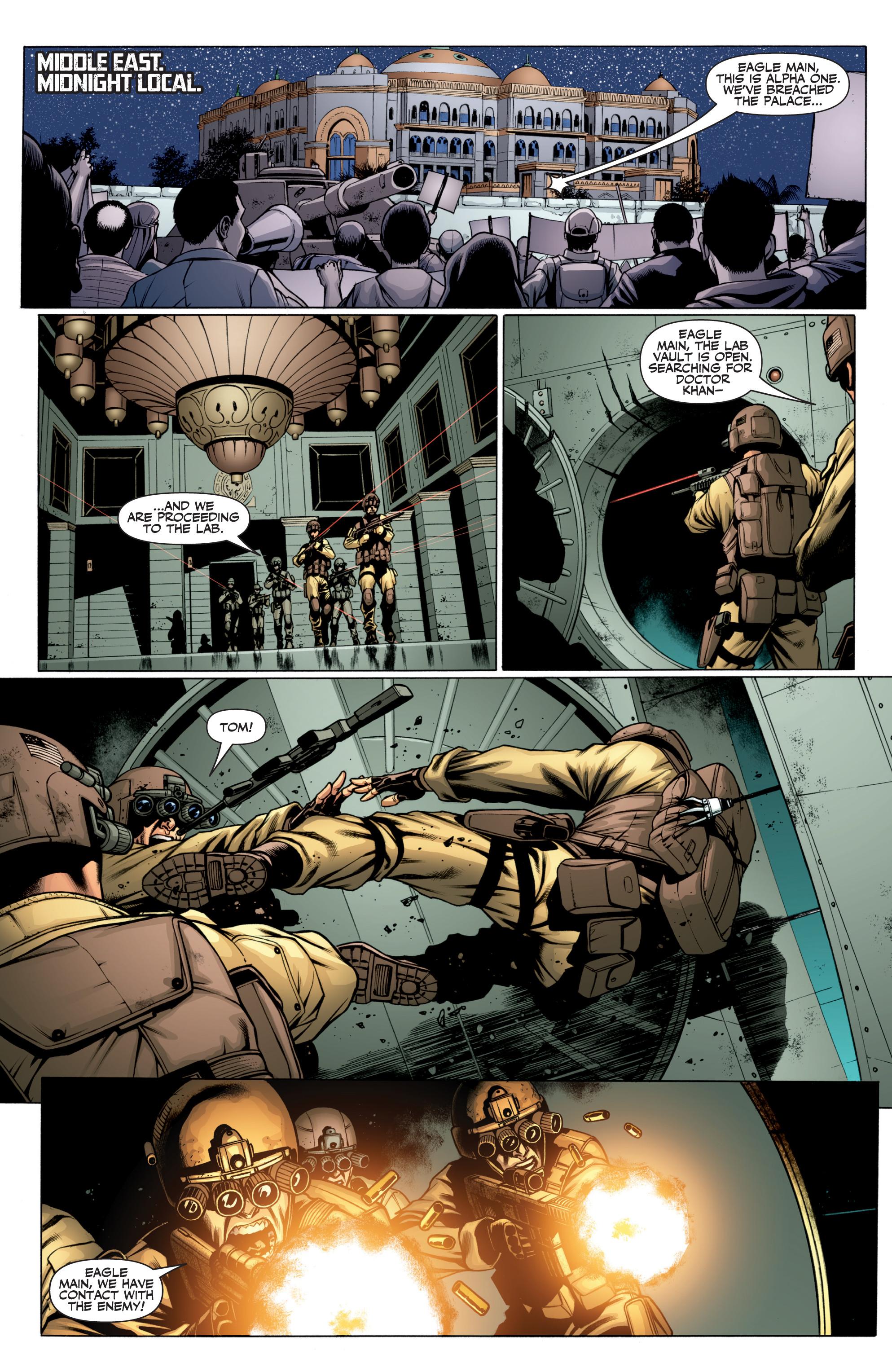 Read online Ninjak (2015) comic -  Issue #27 - 3