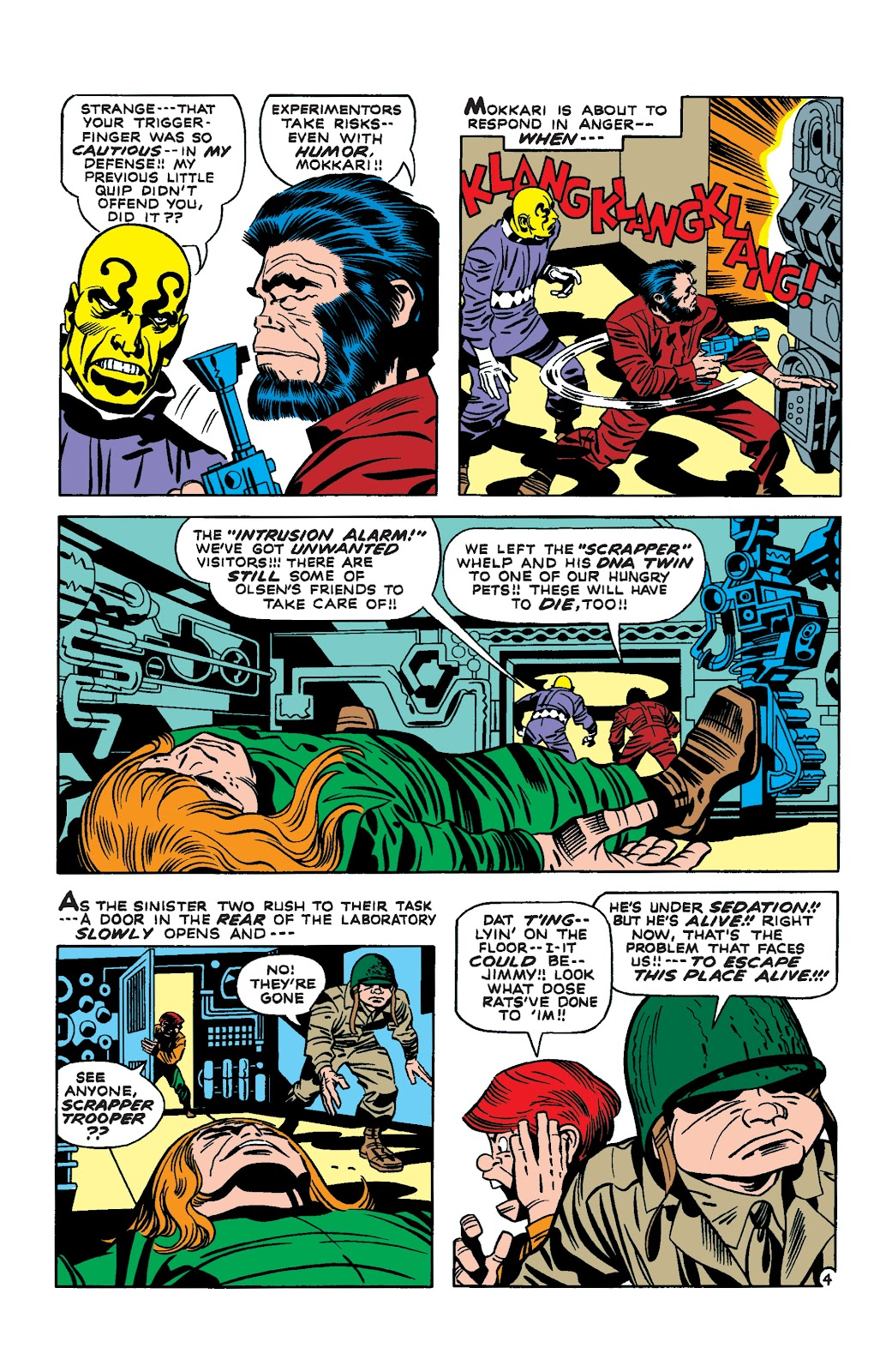 Read online Superman's Pal, Jimmy Olsen by Jack Kirby comic -  Issue # TPB (Part 3) - 91