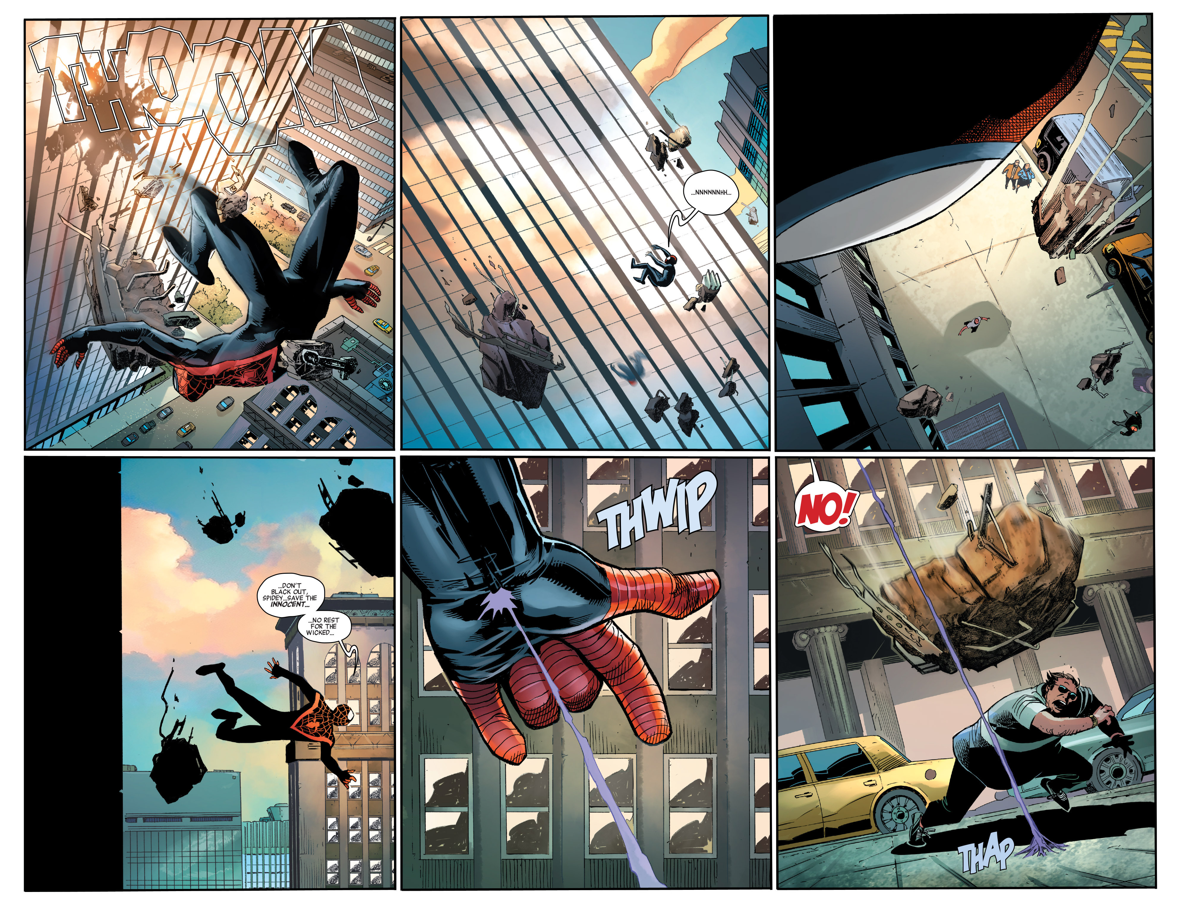 Read online All-New, All-Different Avengers comic -  Issue #1 - 16