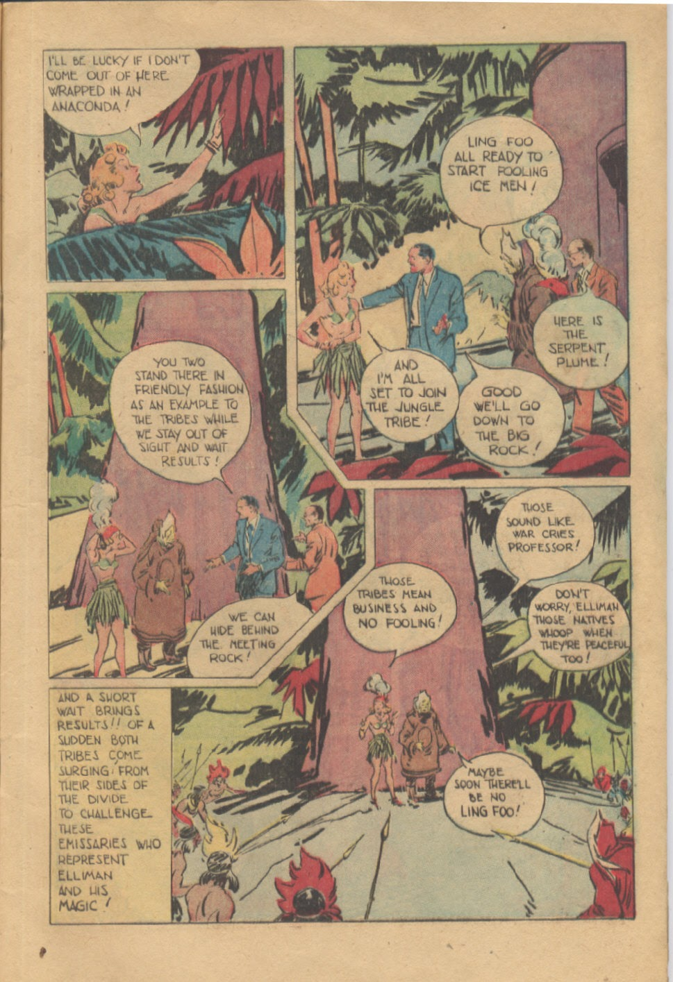 Super-Magician Comics issue 53 - Page 11