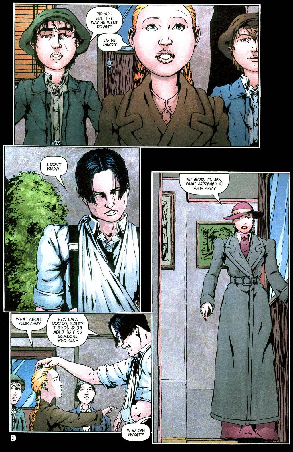 Read online Rex Mundi comic -  Issue #6 - 5