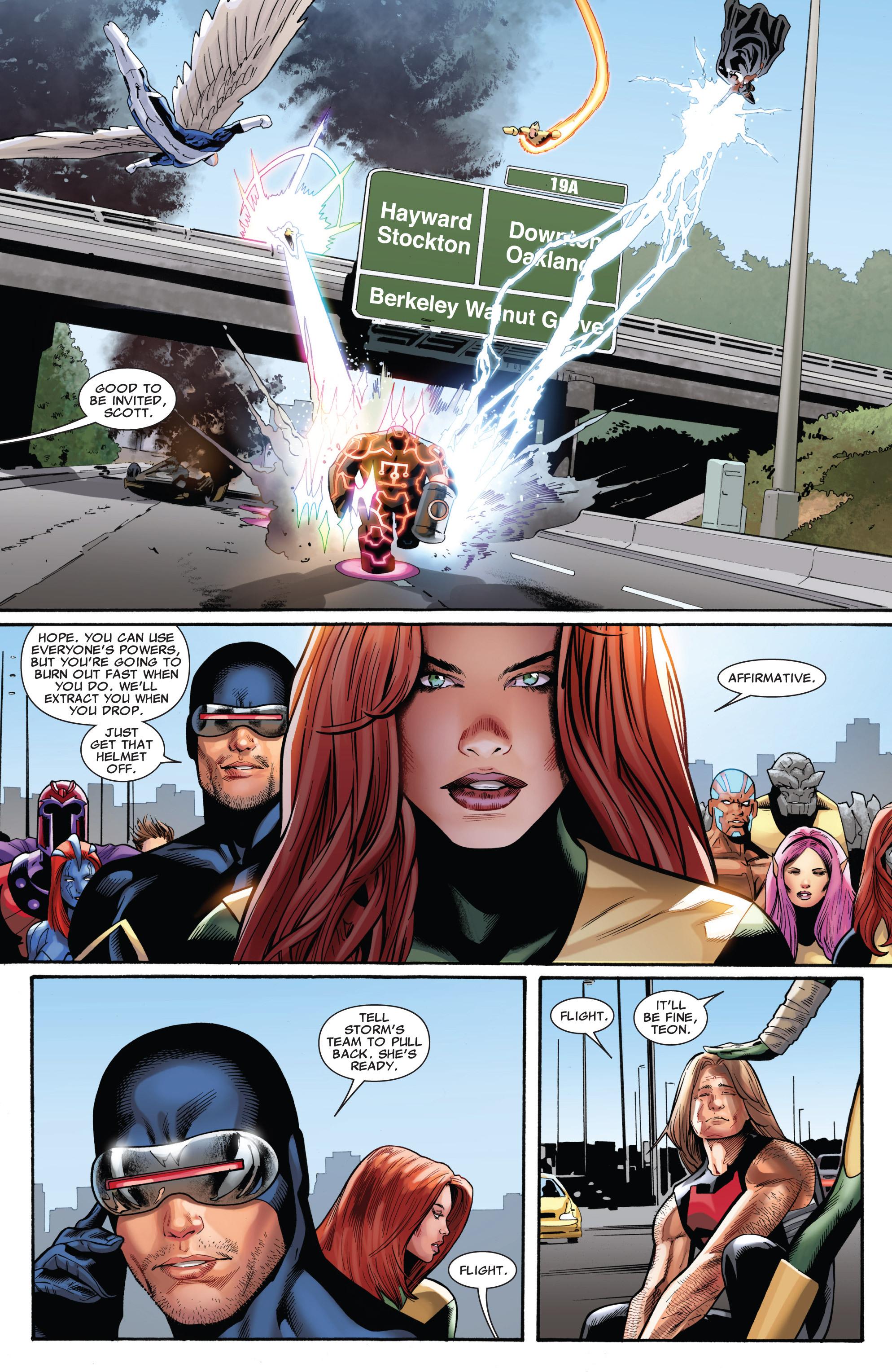 Read online Uncanny X-Men (1963) comic -  Issue #541 - 16