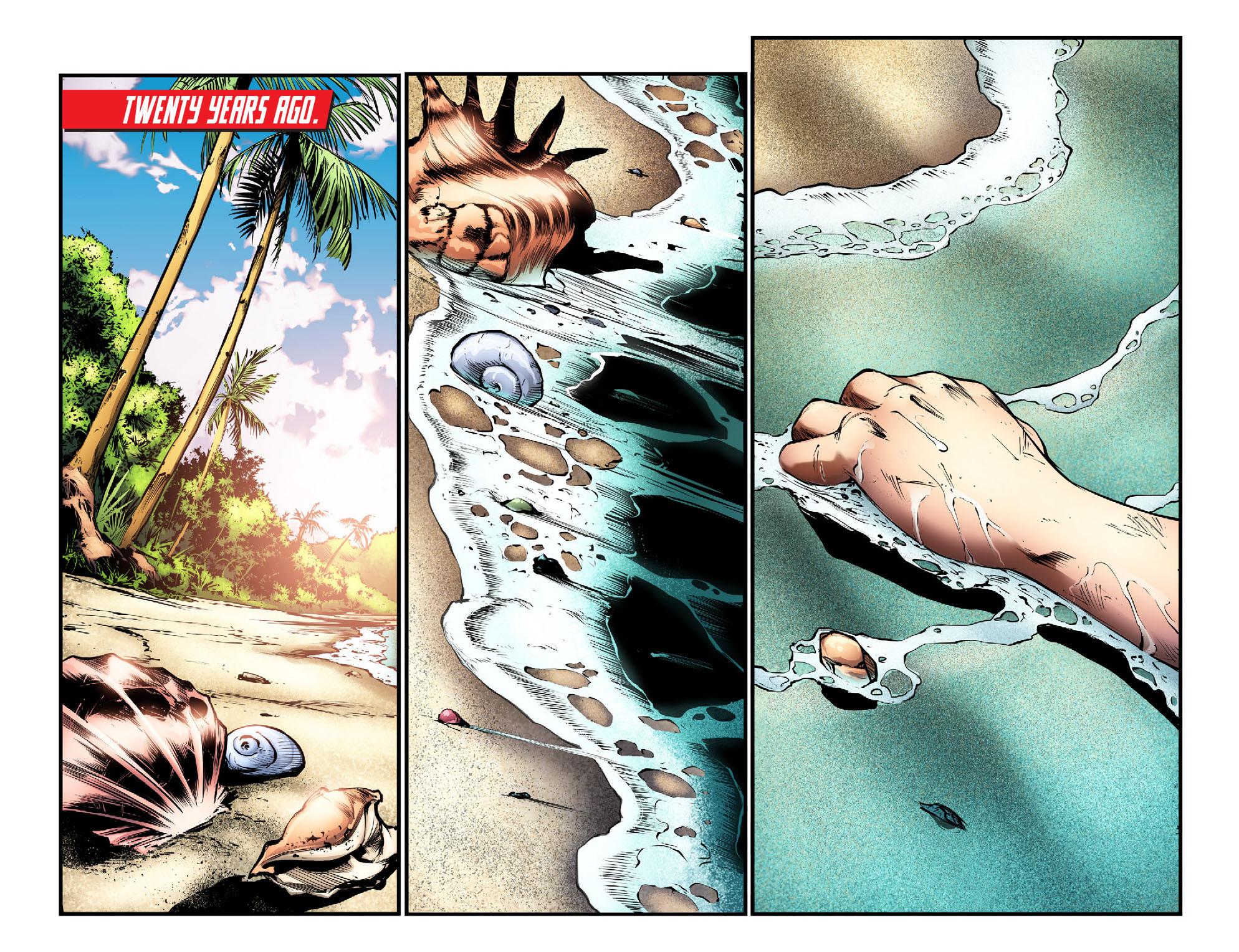 Read online Smallville: Season 11 comic -  Issue #56 - 3