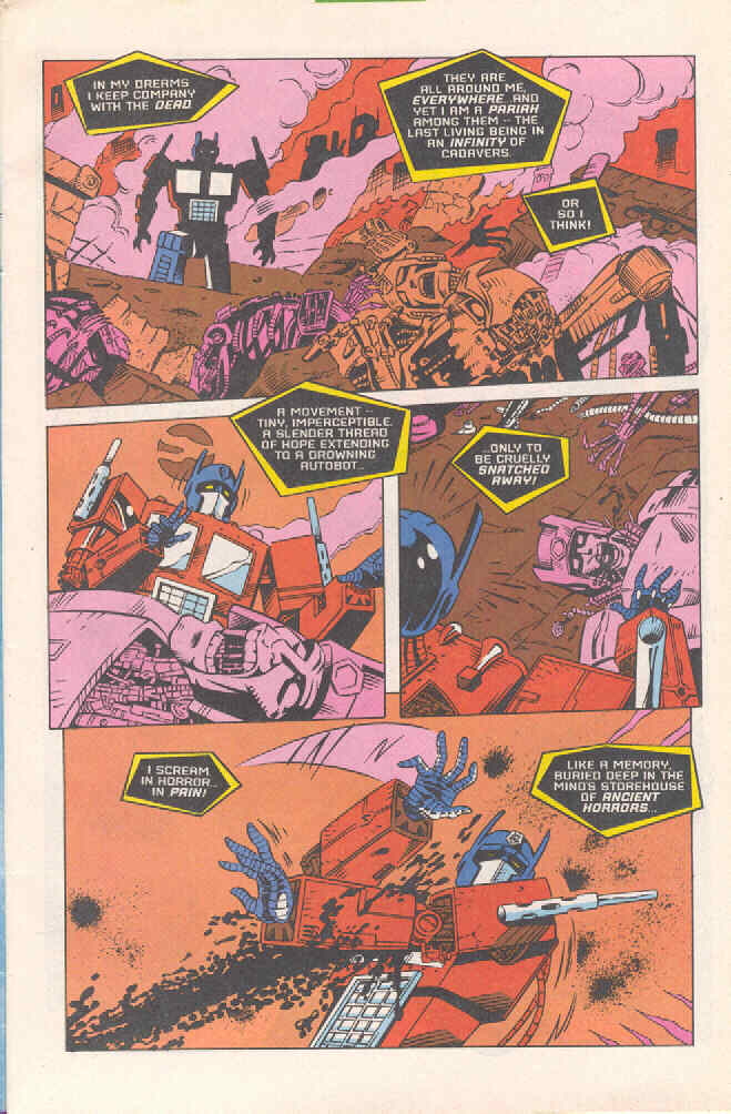 Read online Transformers: Generation 2 comic -  Issue #4 - 3