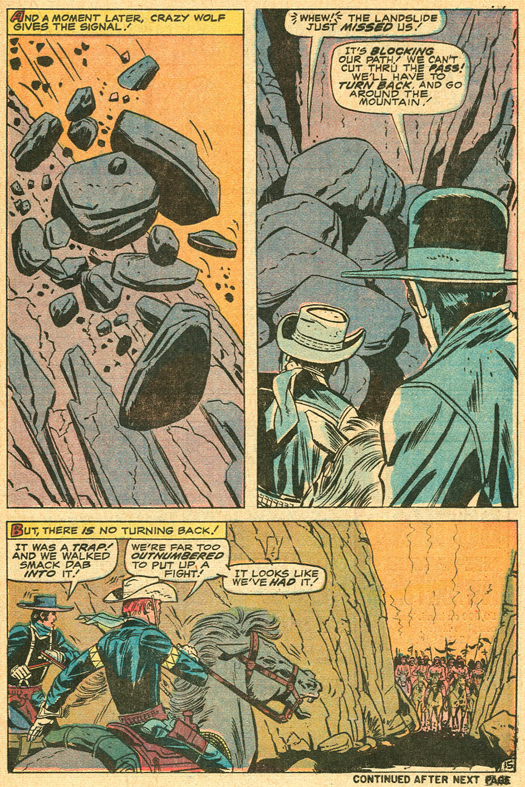 The Rawhide Kid (1955) issue 74 - Page 21