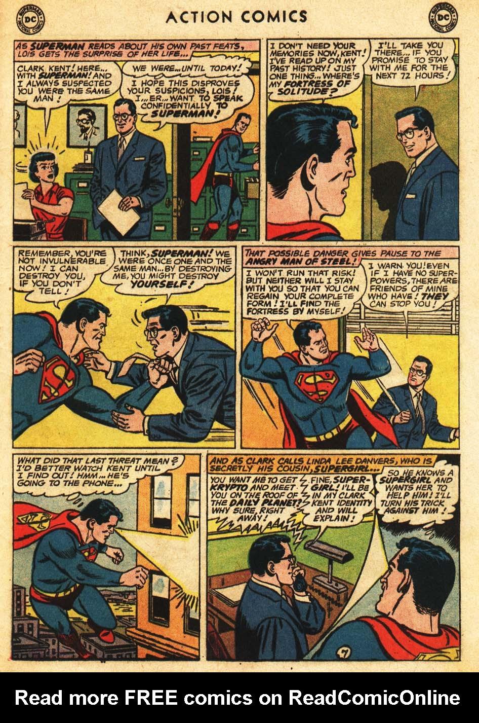 Action Comics (1938) 293 Page 7