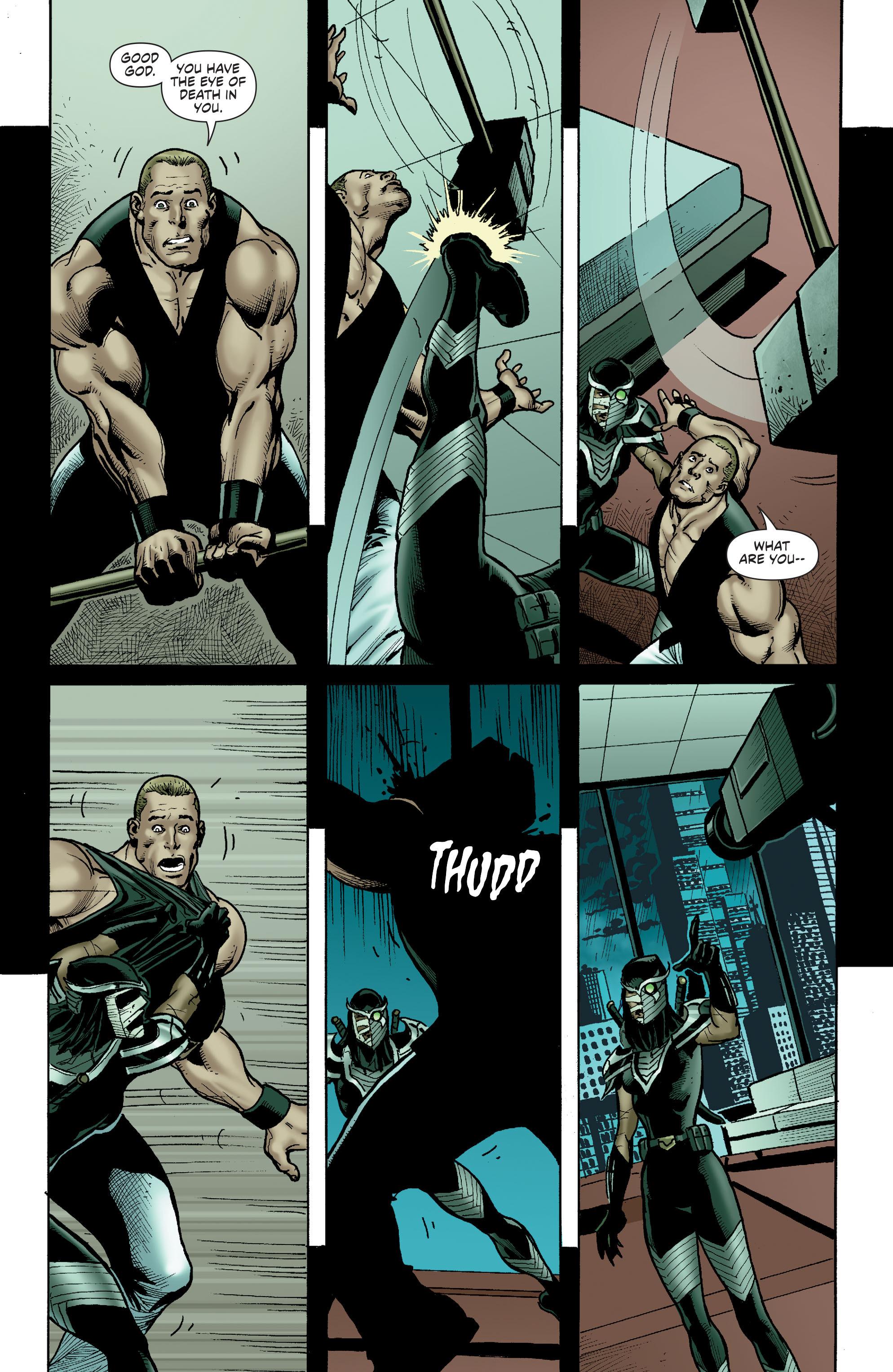 Read online Secret Six (2015) comic -  Issue #13 - 16