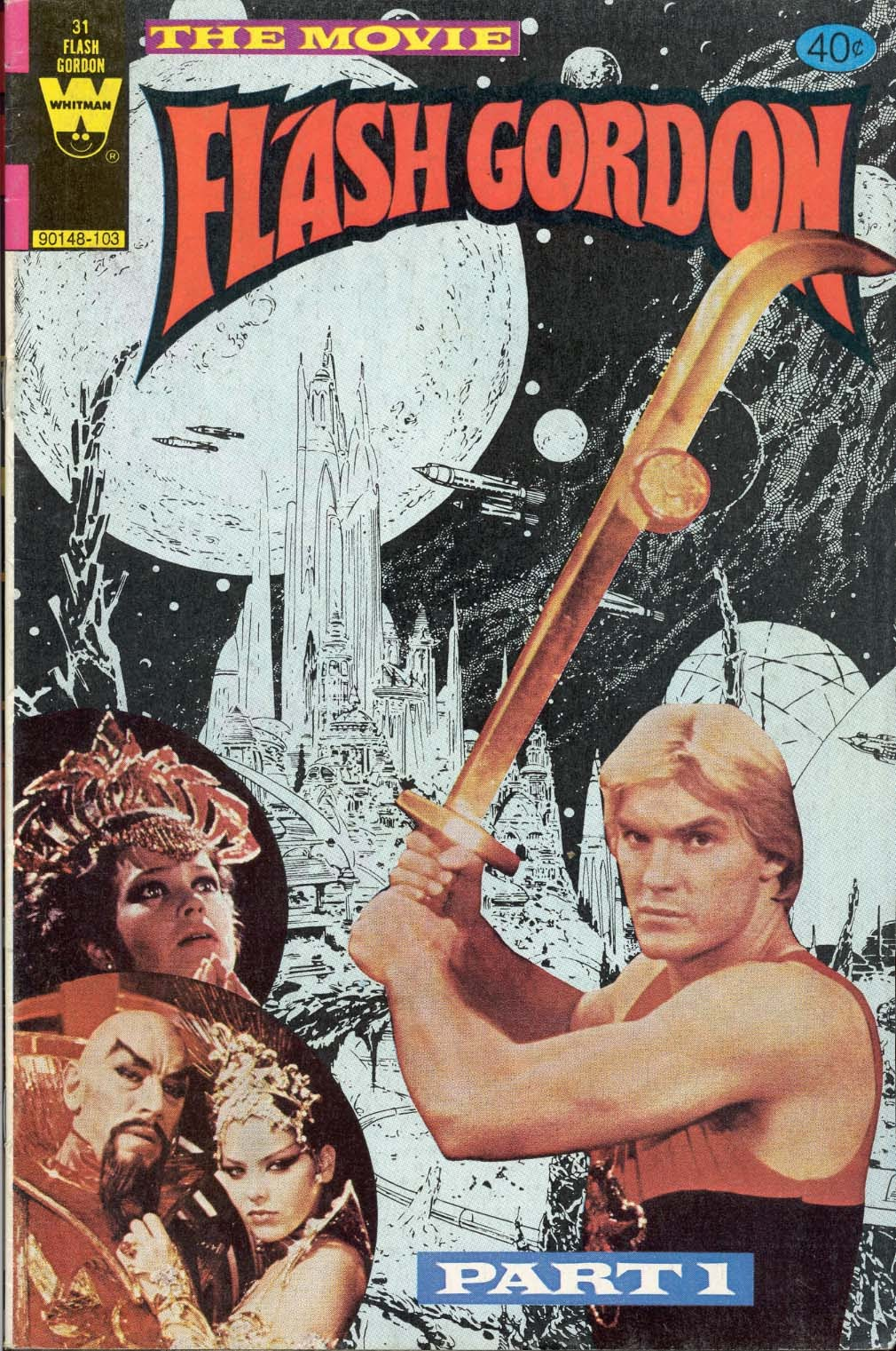 Flash Gordon (1978) 31 Page 1