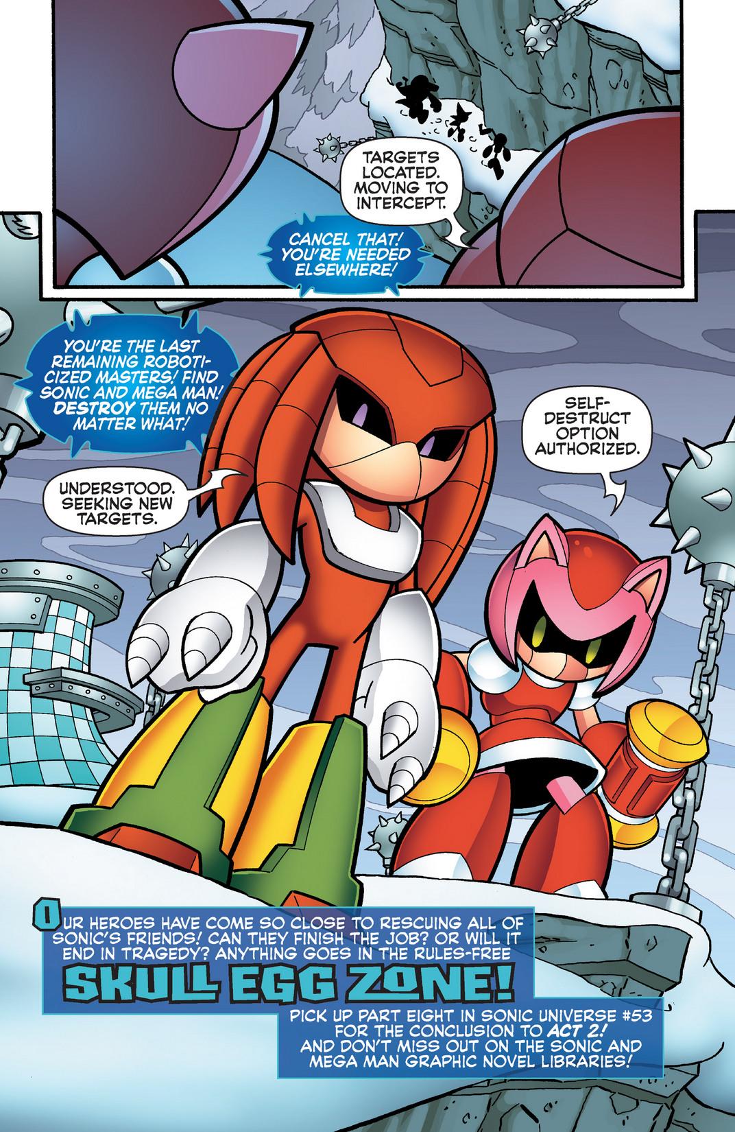 Read online Sonic Mega Man Worlds Collide comic -  Issue # Vol 2 - 79