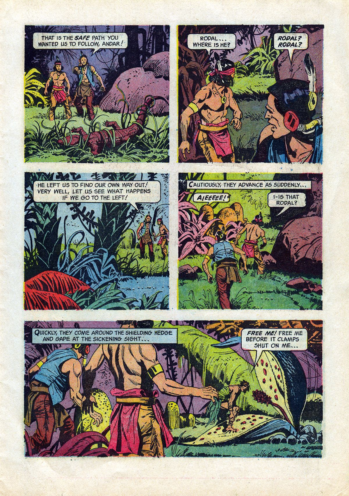 Read online Turok, Son of Stone comic -  Issue #45 - 15