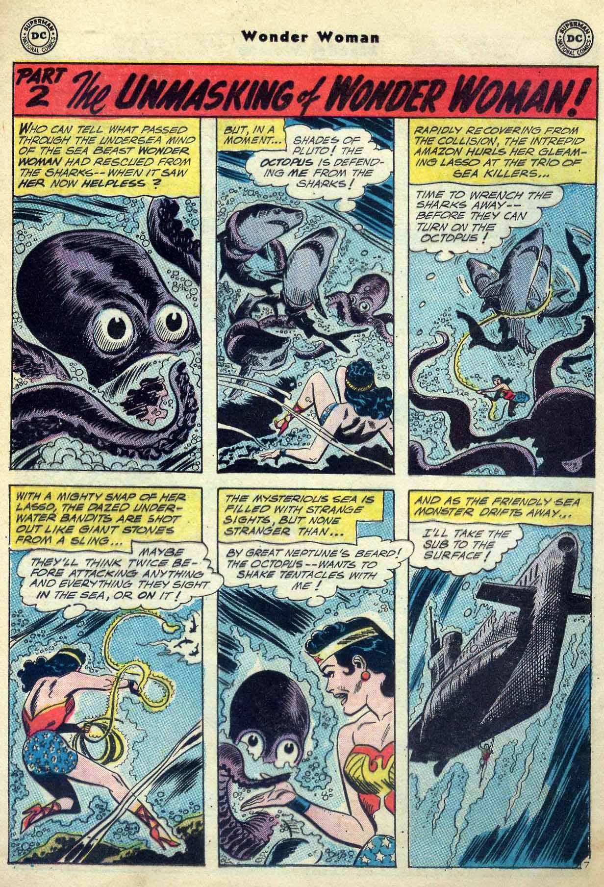 Read online Wonder Woman (1942) comic -  Issue #126 - 29