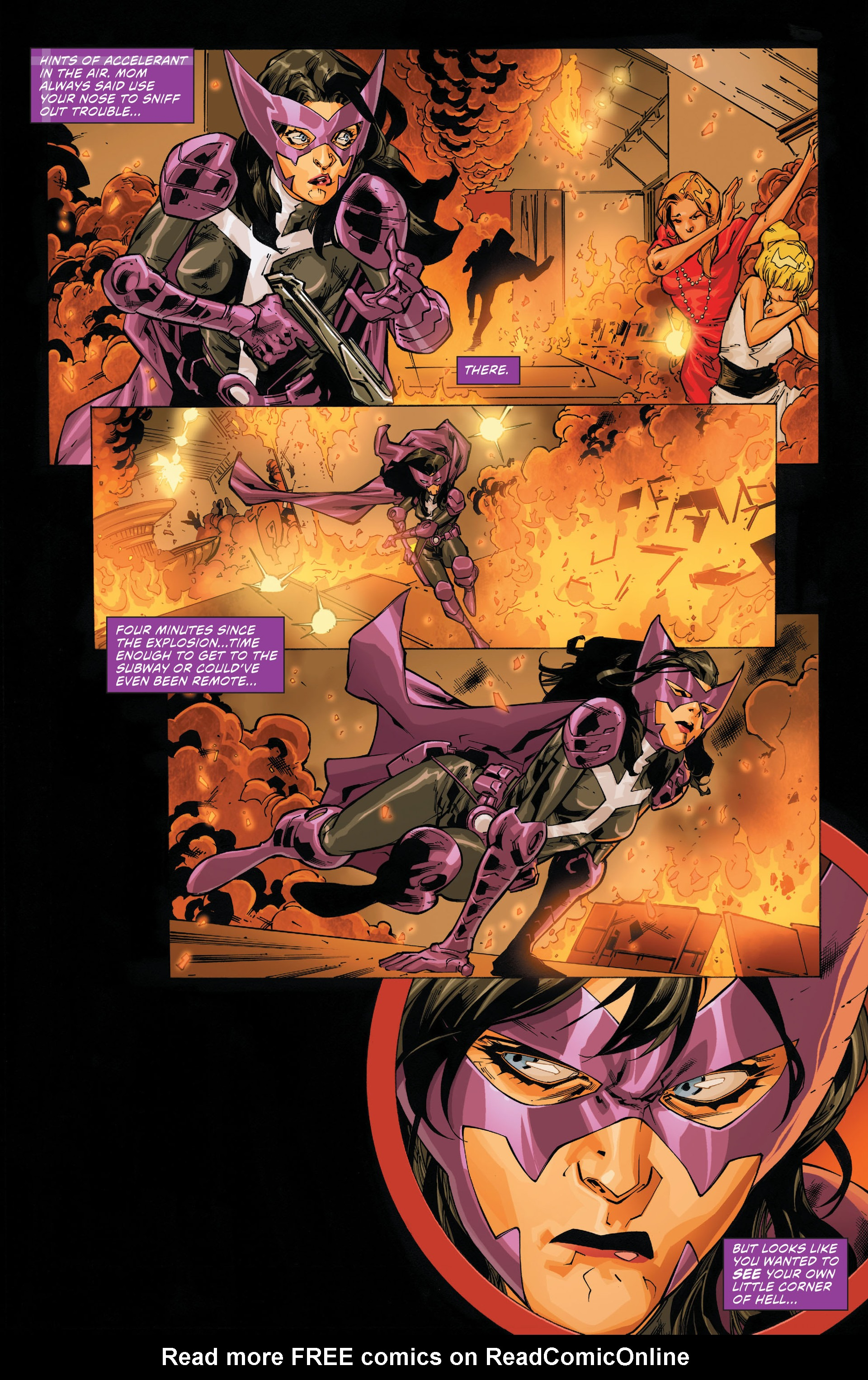 Read online Worlds' Finest comic -  Issue #16 - 5