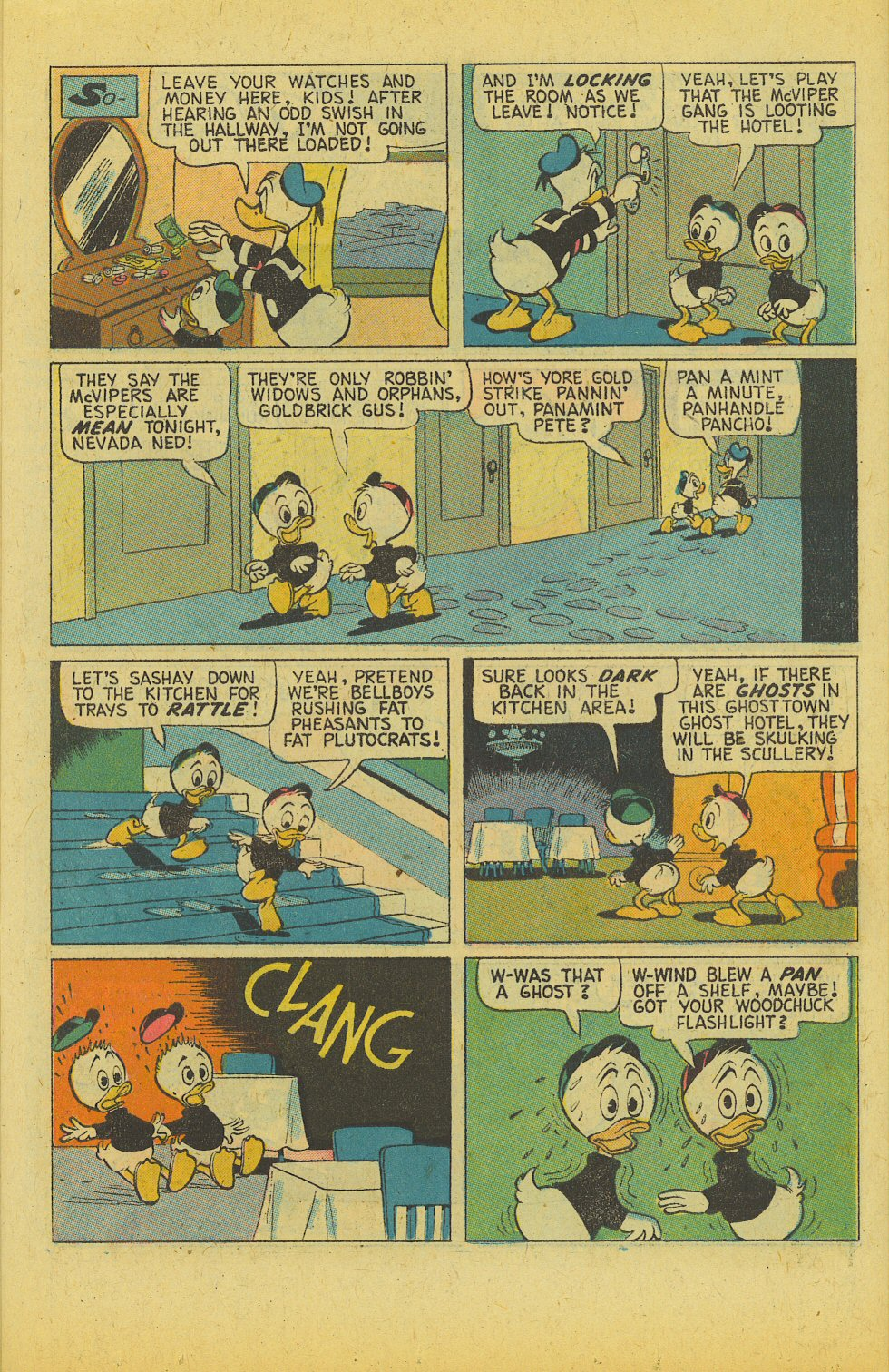 Read online Uncle Scrooge (1953) comic -  Issue #122 - 11