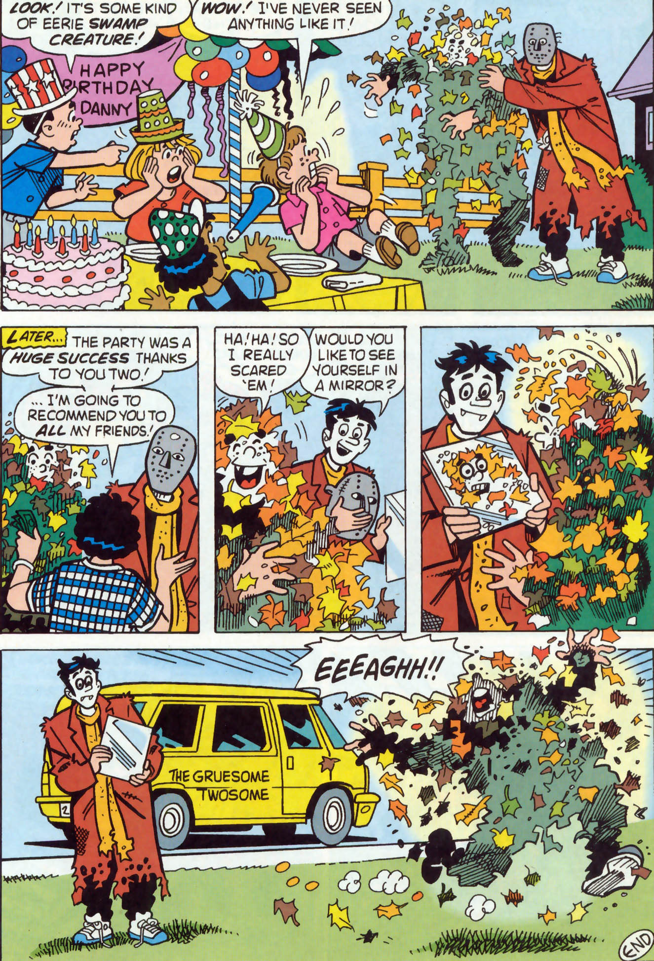 Read online Archie (1960) comic -  Issue #465 - 7