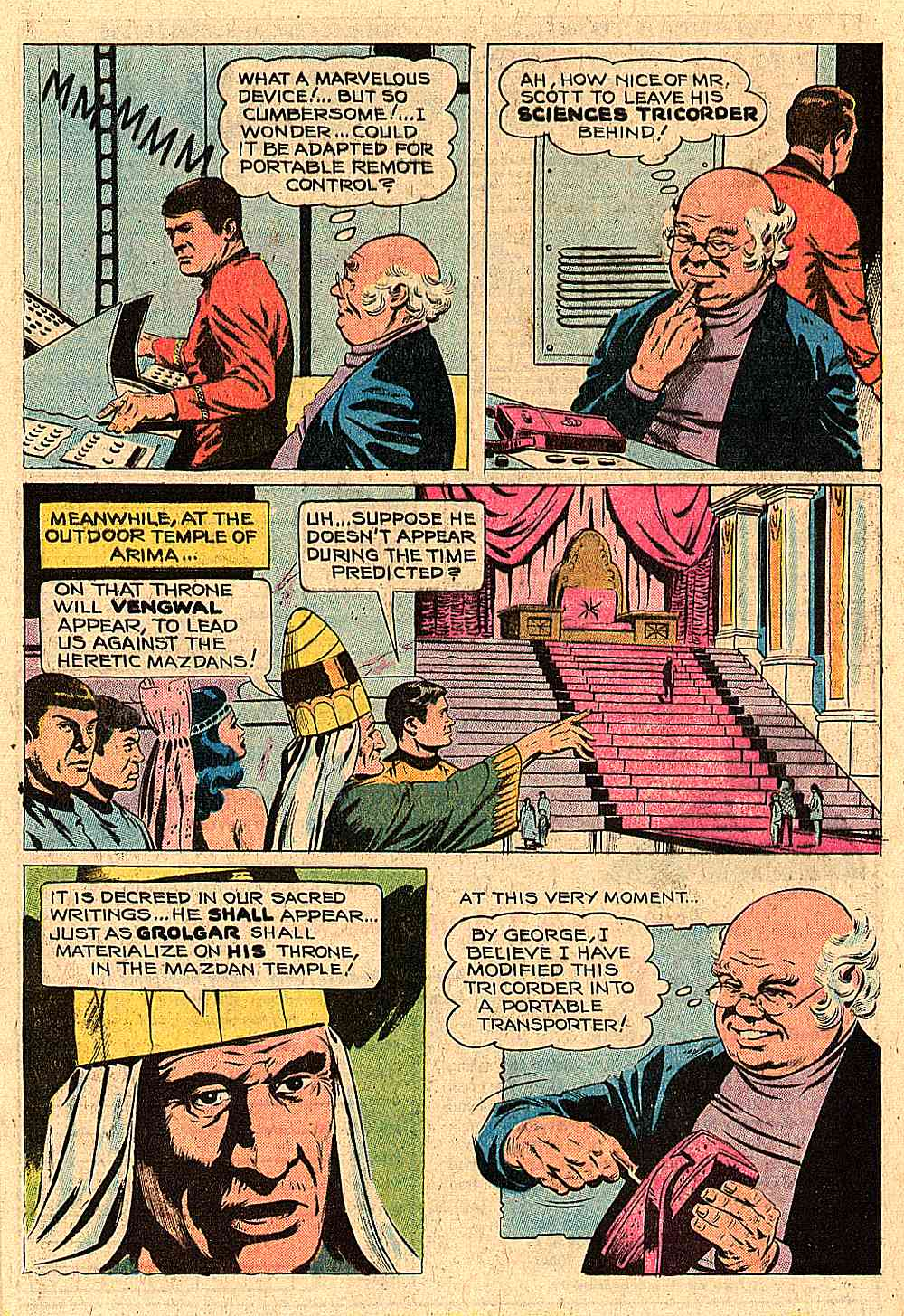 Star Trek (1967) issue 51 - Page 12