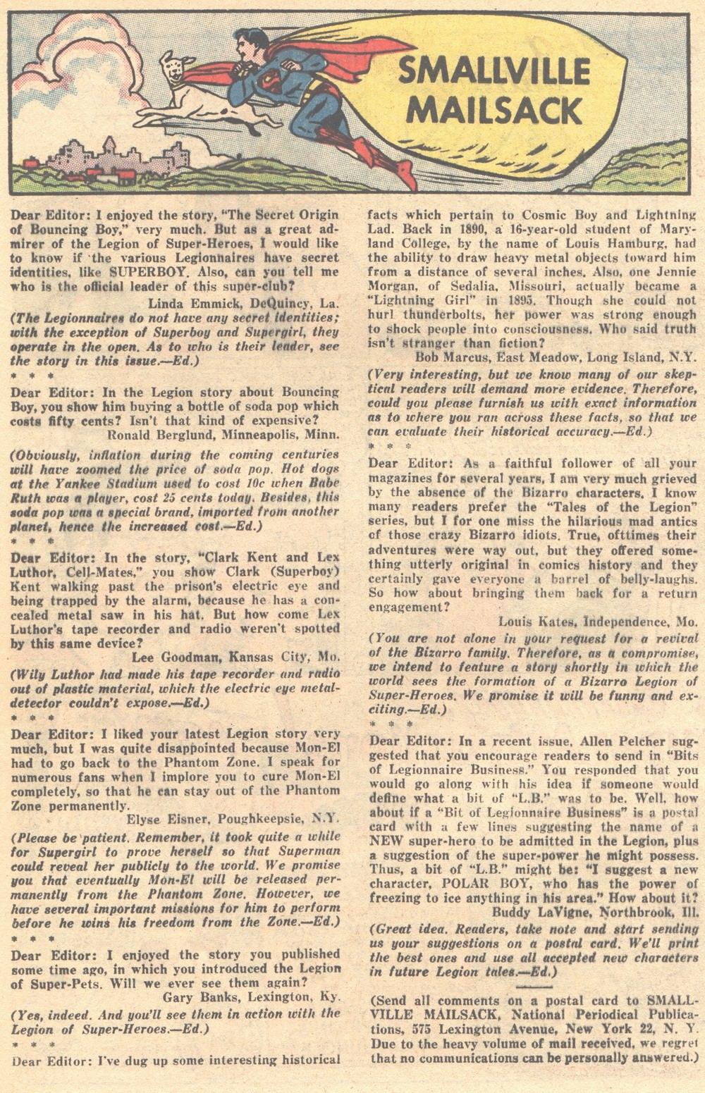 Read online Adventure Comics (1938) comic -  Issue #304 - 17
