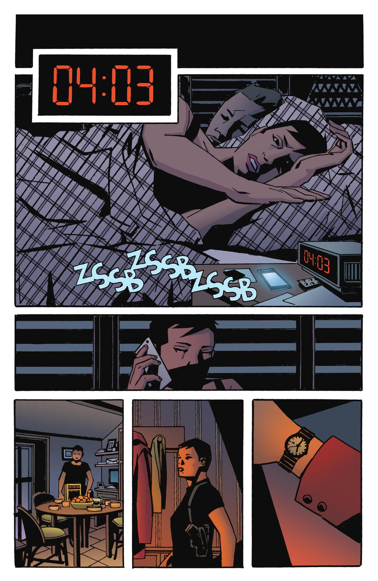 Read online The Girl Who Kicked The Hornet's Nest comic -  Issue # TPB - 13
