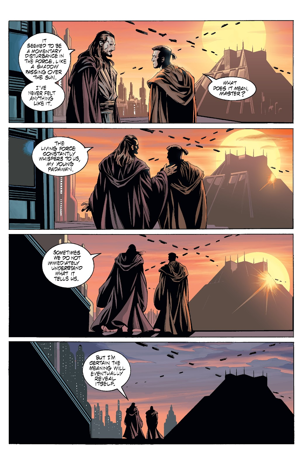 Read online Star Wars Legends: Rise of the Sith - Epic Collection comic -  Issue # TPB 2 (Part 2) - 61