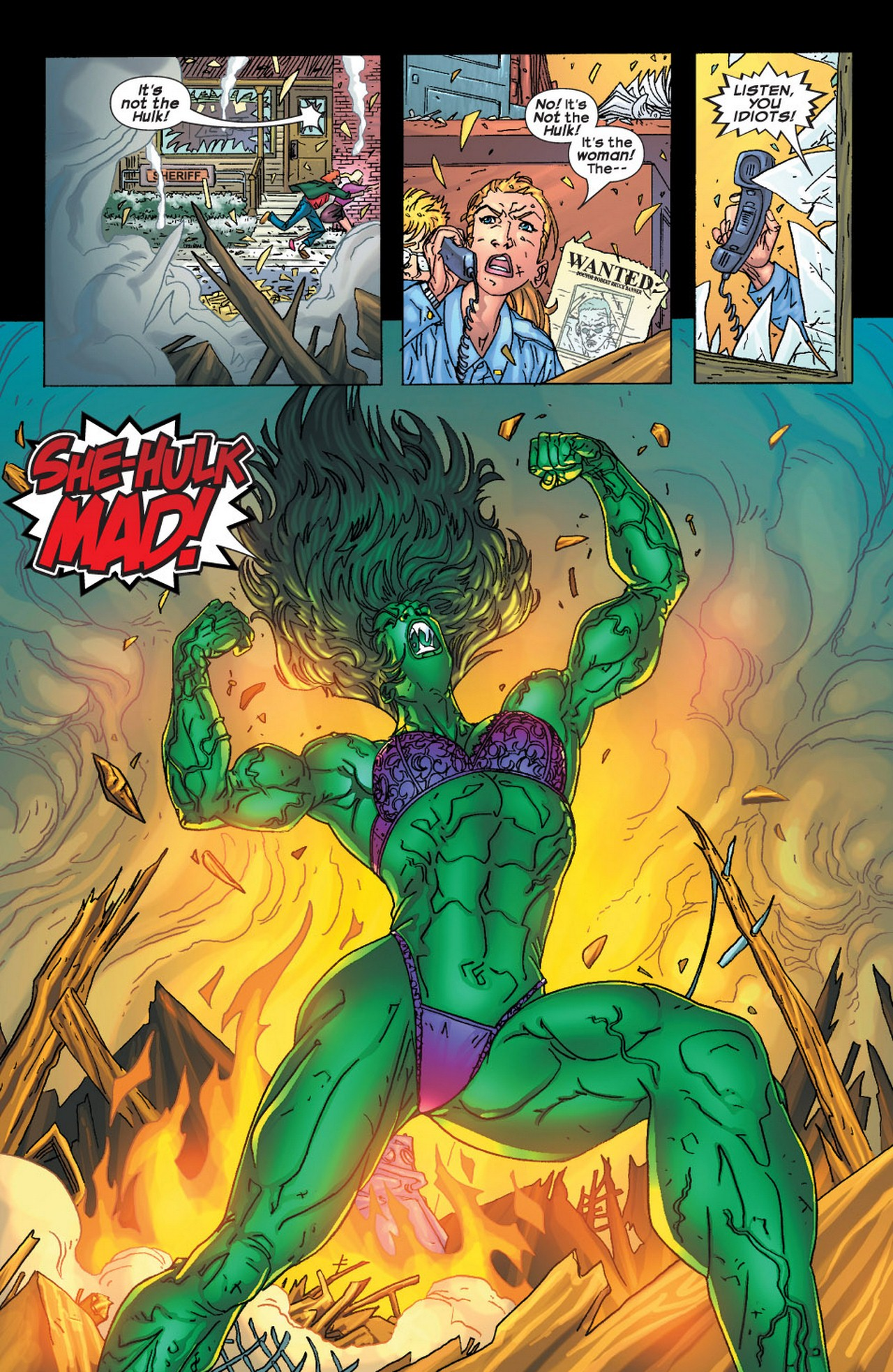 Read online Avengers (1998) comic -  Issue #73 - 16