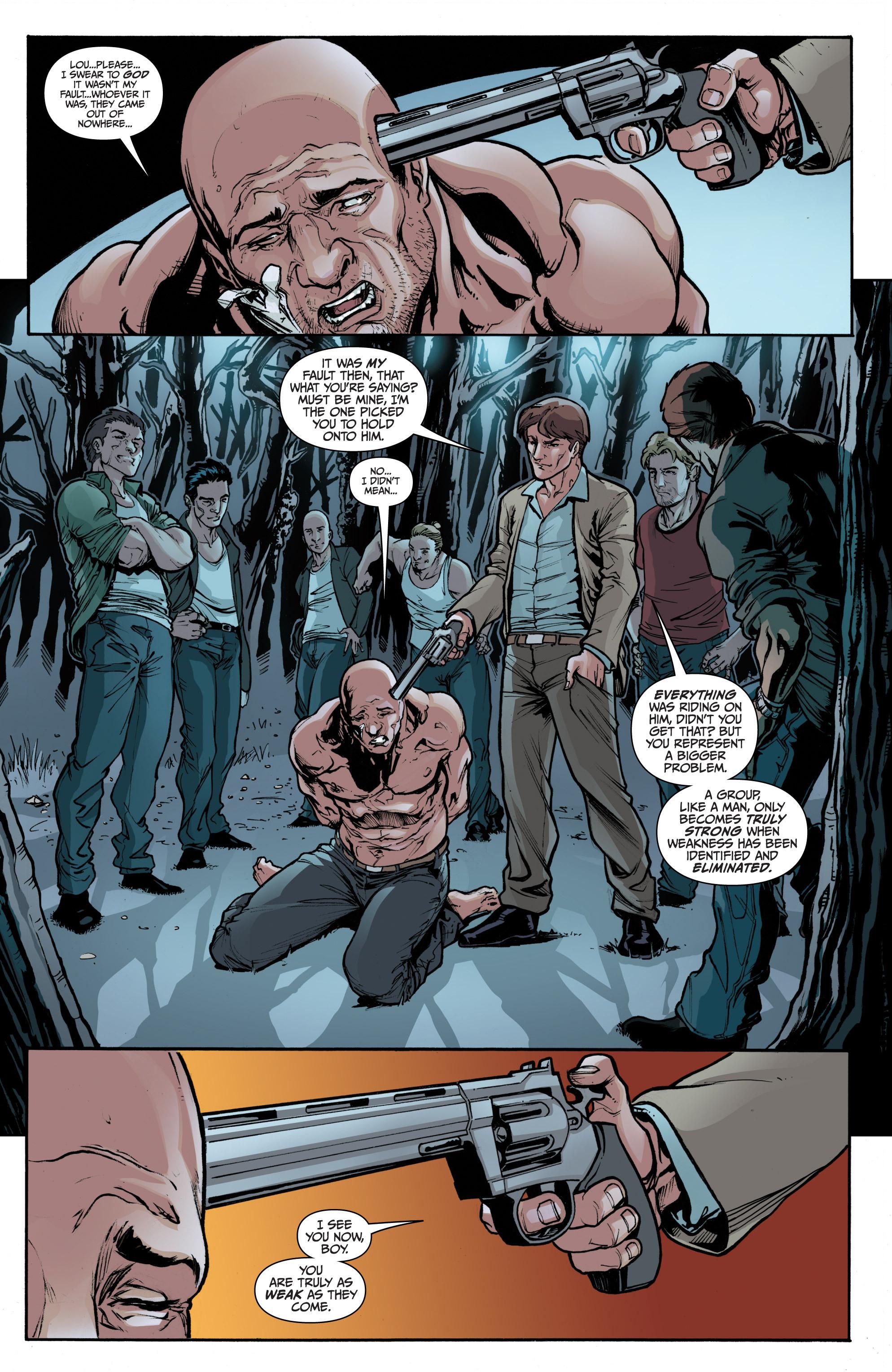 Read online 3 Guns comic -  Issue #1 - 18