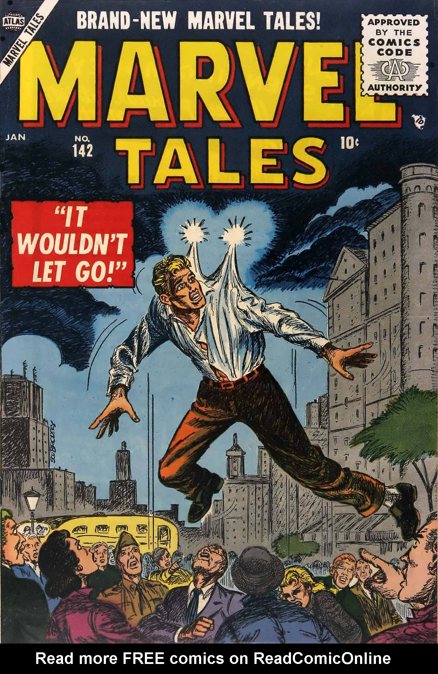 Marvel Tales (1949) 142 Page 1