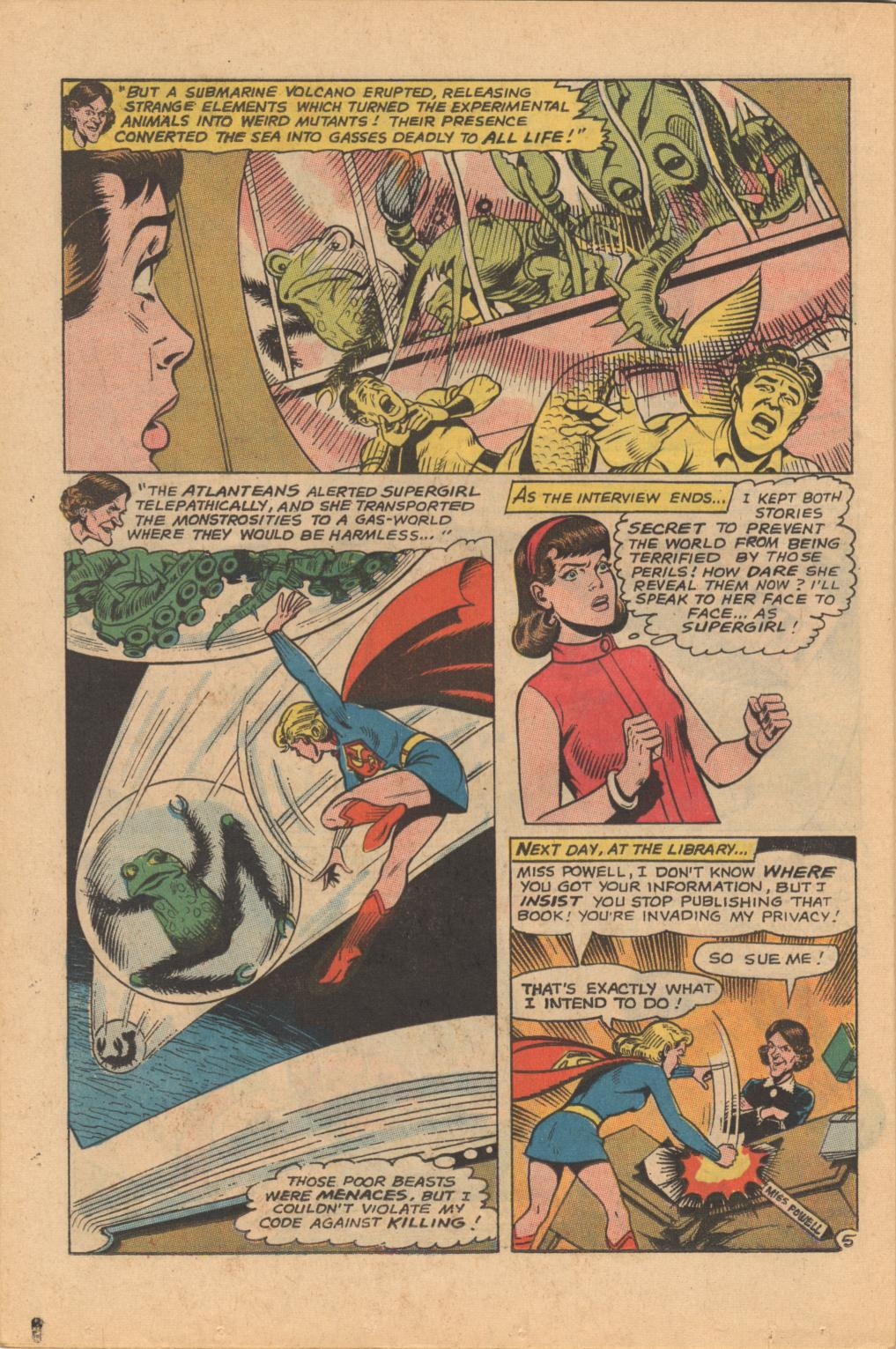 Read online Action Comics (1938) comic -  Issue #371 - 22