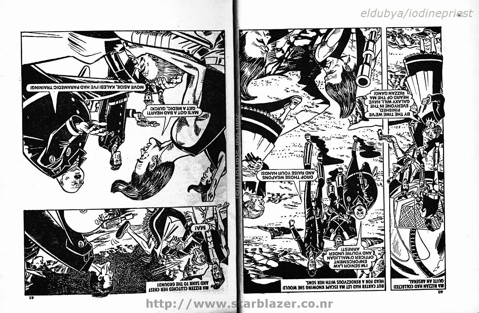 Starblazer issue 280 - Page 22