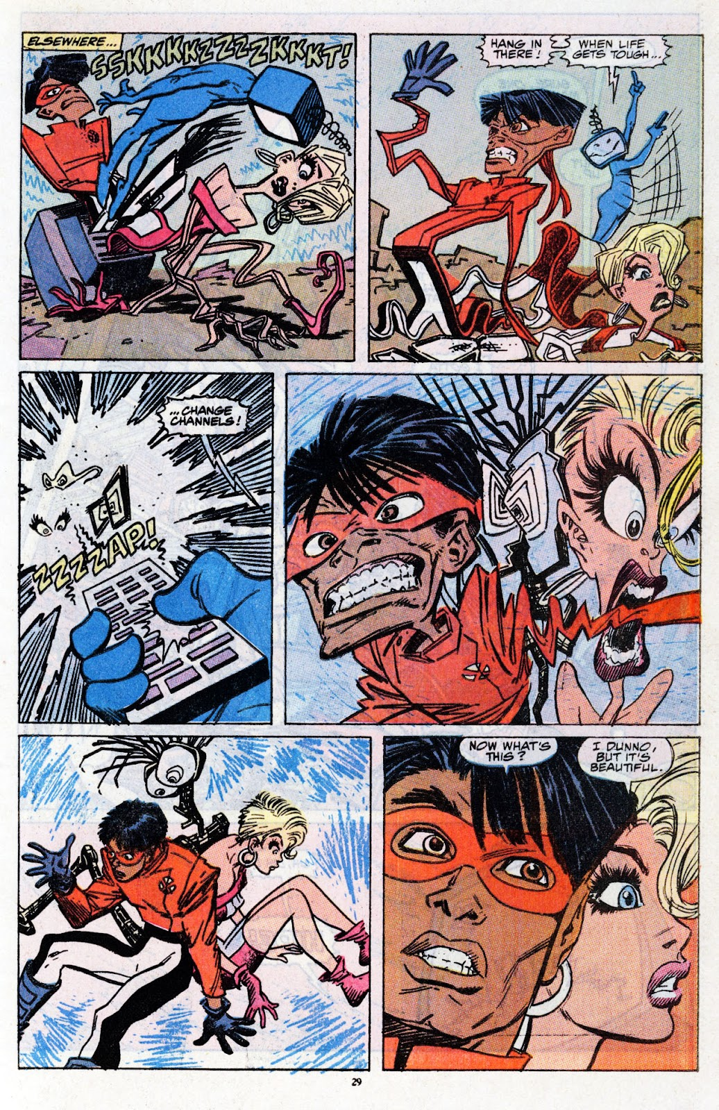 The New Mutants Summer Special issue Full - Page 31