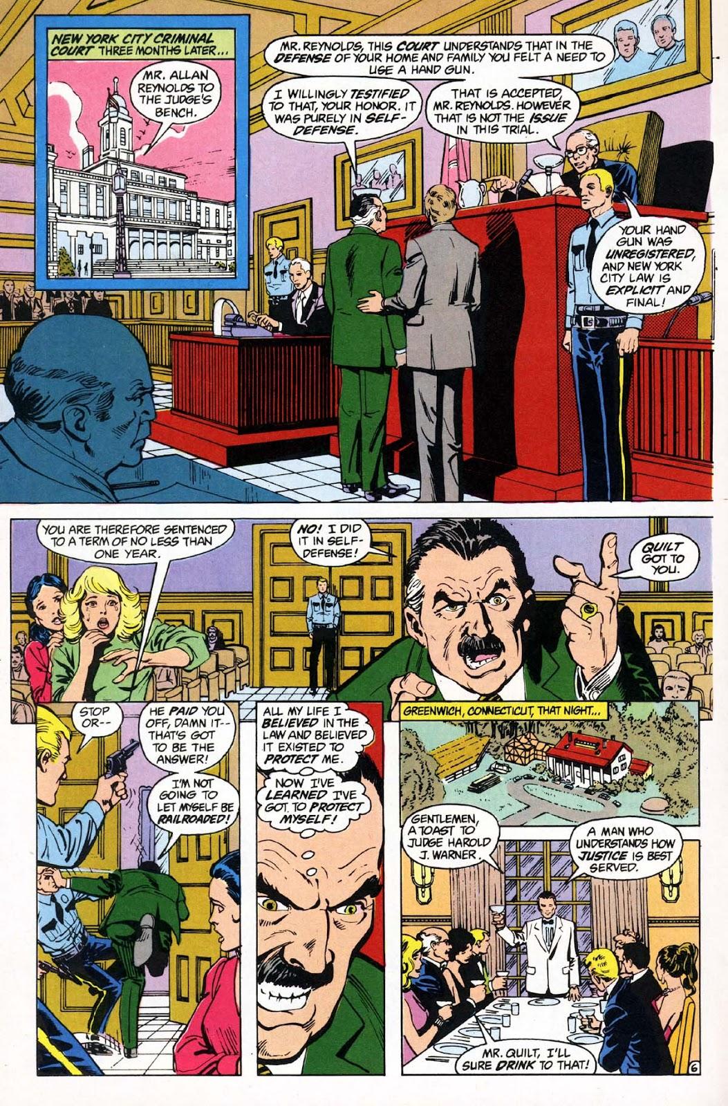 Vigilante (1983) issue 1 - Page 7