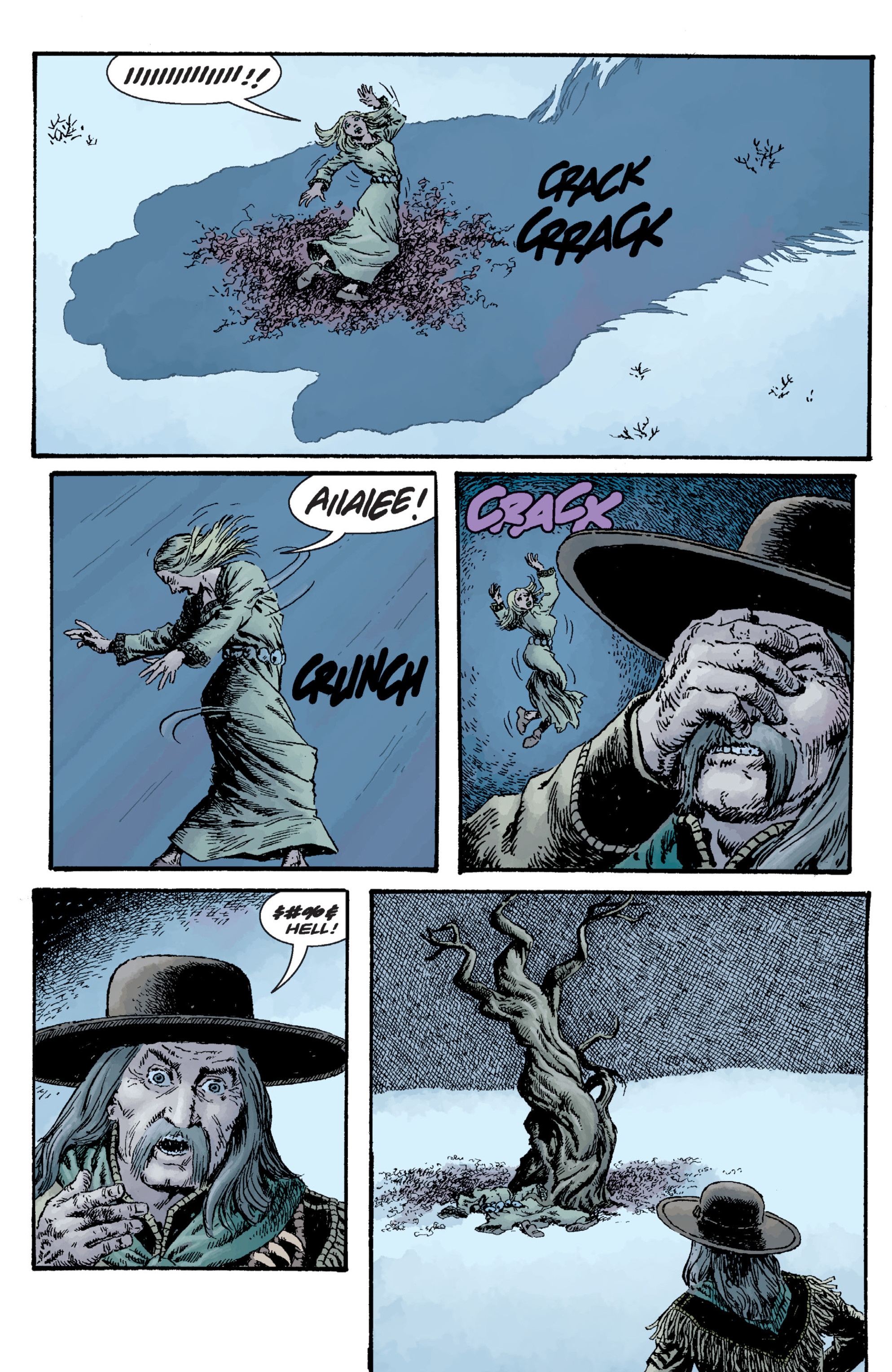 Read online Sir Edward Grey, Witchfinder: Lost and Gone Forever comic -  Issue # TPB - 119
