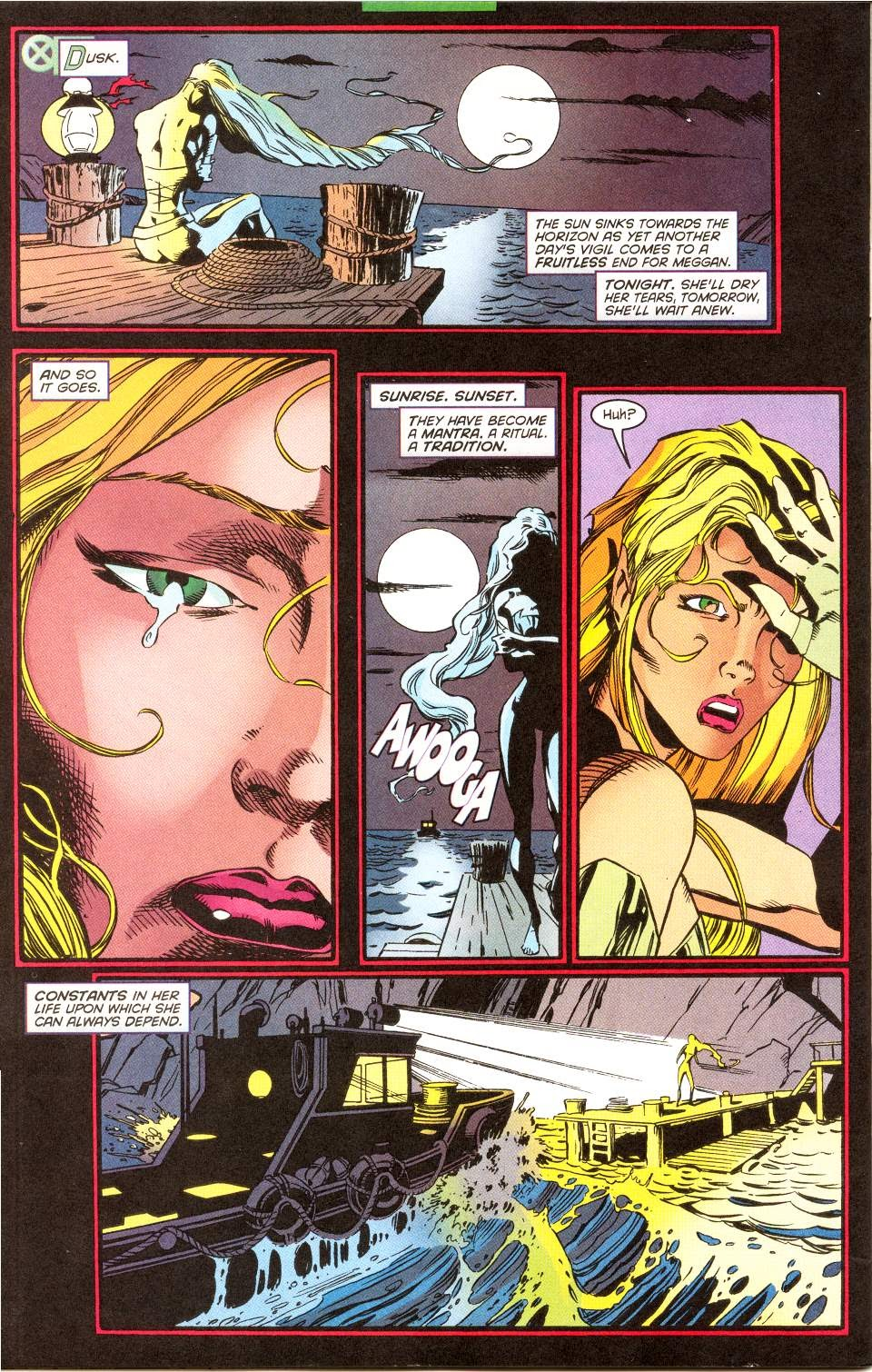 Excalibur (1988) issue 122 - Page 23
