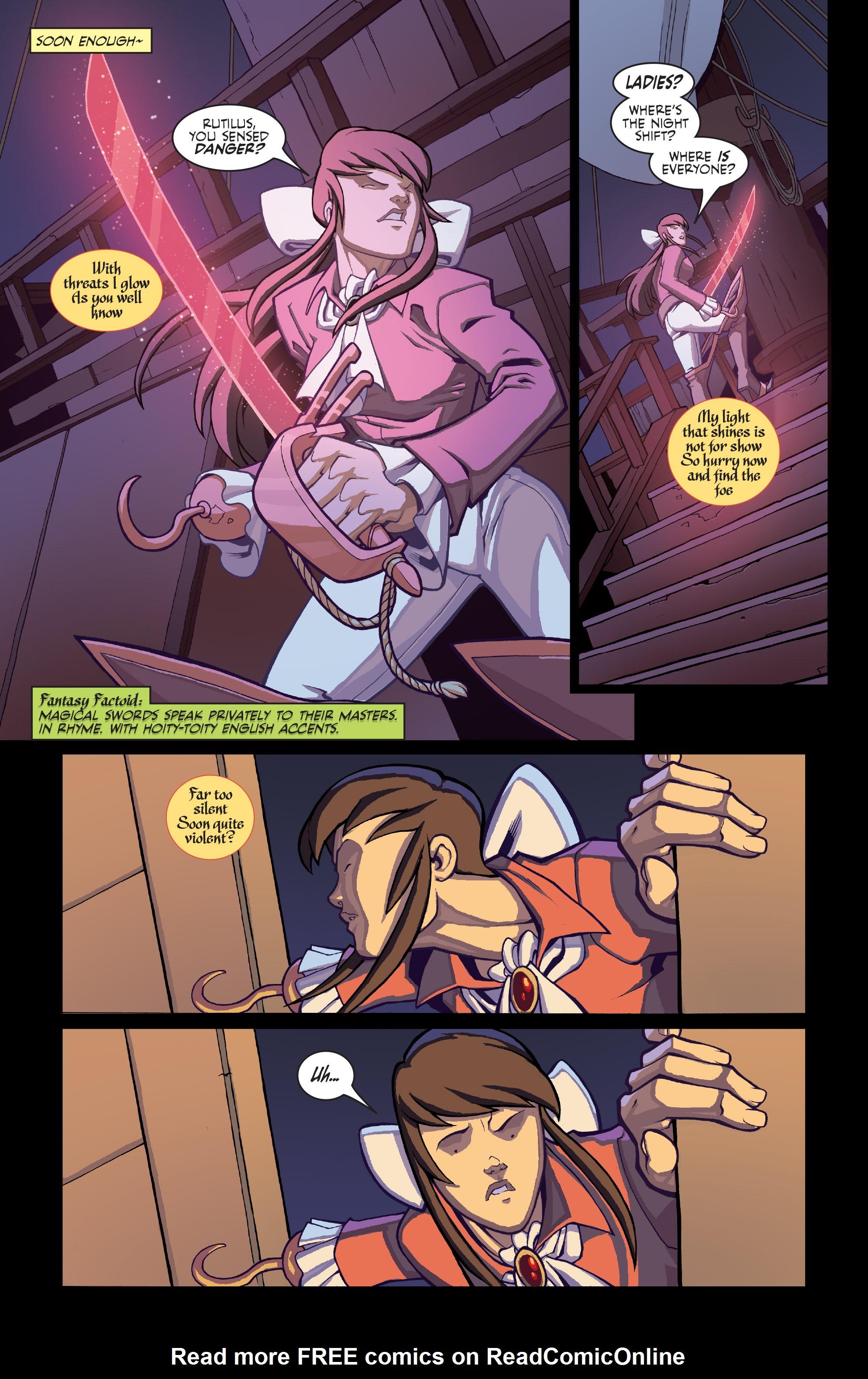 Read online Skullkickers comic -  Issue #16 - 7